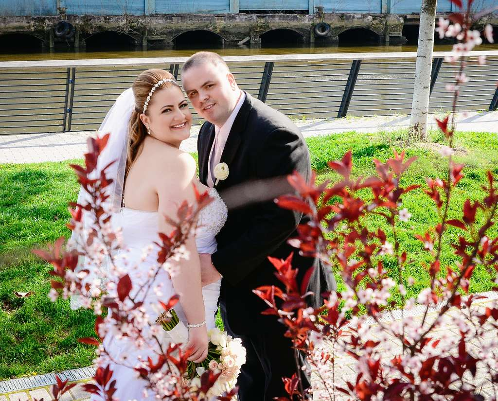 Megan West and Jason McFarland Dackel Photography