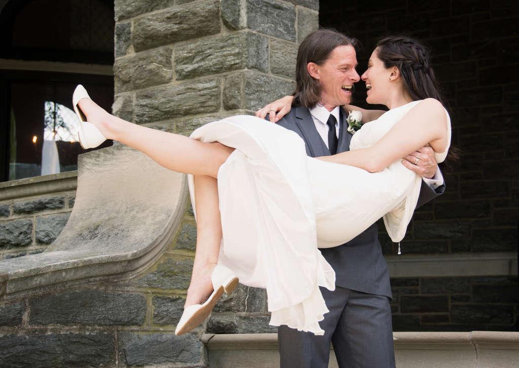 Eric Belcher and Allison Watman. LIZA MEIRIS.