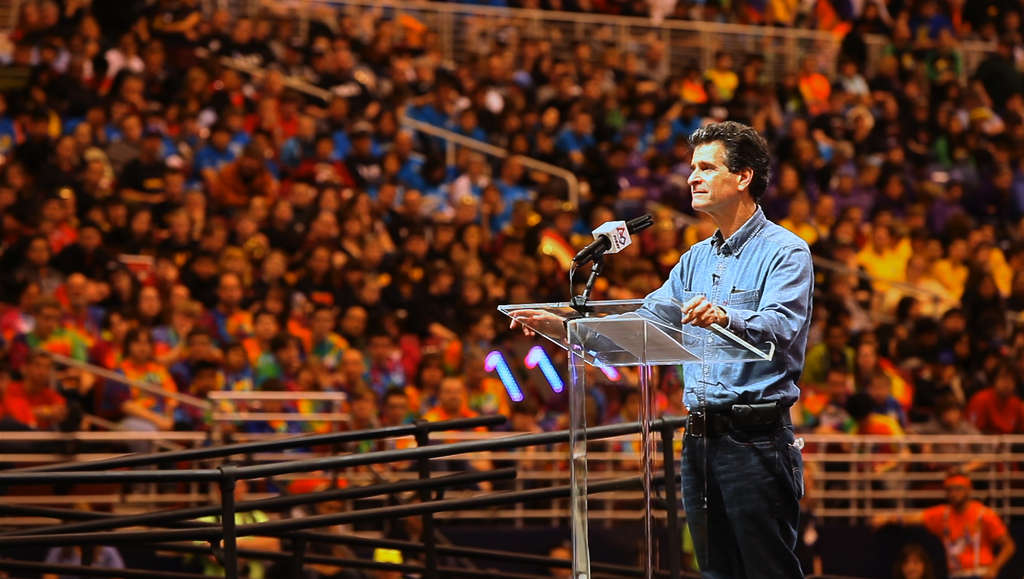 "Inventor Dean Kamen is the subject of the documentary ""Slingshot,"" screening at PhilaMOCA on Sunday."