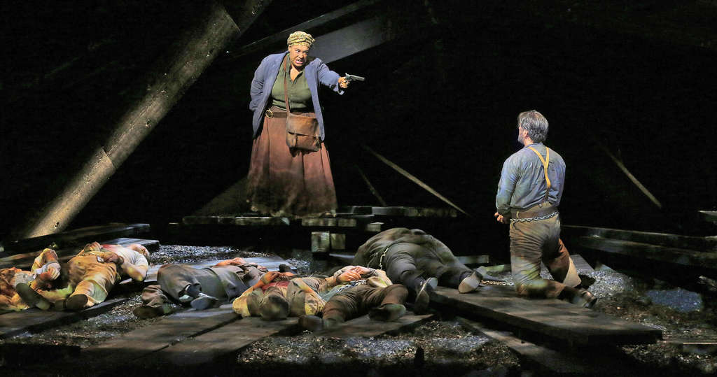 """Cold Mountain,"" from Jennifer Higdon and the Santa Fe Opera, is grounded in a more traditional composing landscape suited to cities far away from the Big Apple. Some in the opera world say it lacks tonal depth."