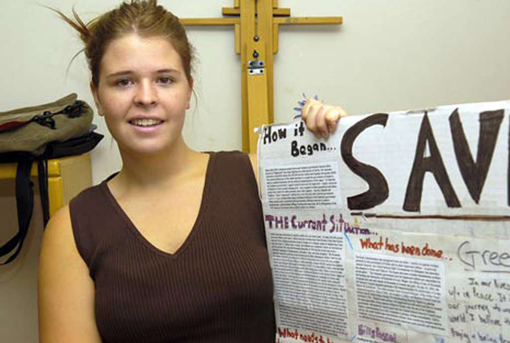 Kayla Mueller, a U.S. aid worker, was captured in Syria in 2013 and reportedly subjected to months of rape before her death. The lack of outrage is troubling.