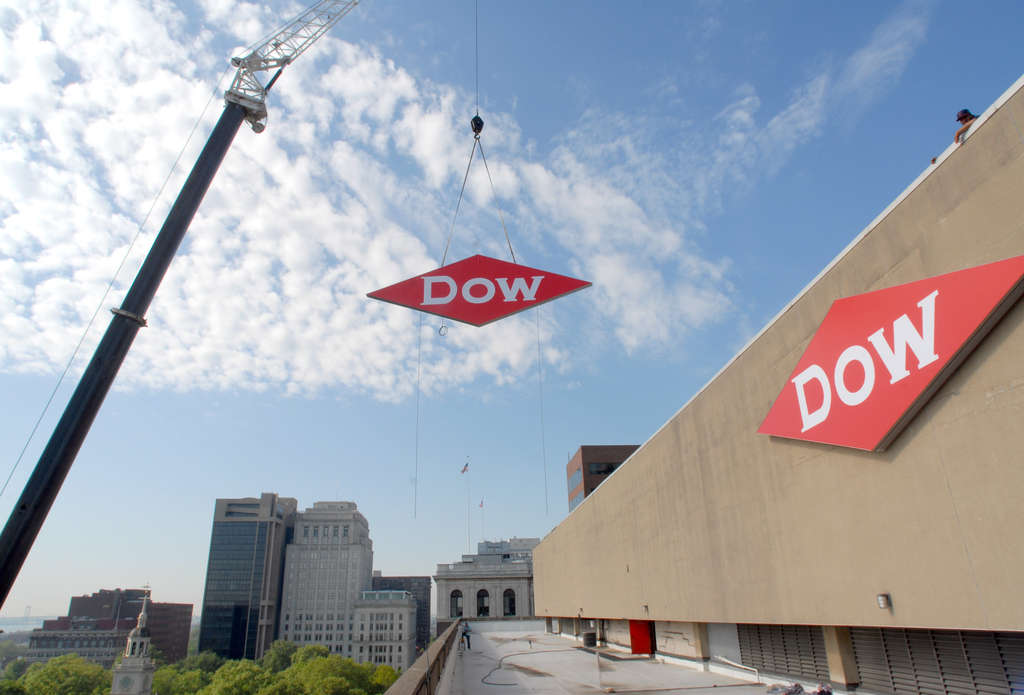 Center City has seen a loss of corporate headquarters, such as the one for Dow Chemical. Despite that, the city has reversed years of suburban employment drain, and its job growth leads the region.