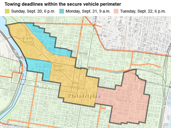 Philadelphia Parking Permits