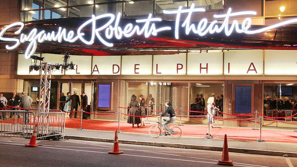 Playwright Terrence McNally has had four world premieres produced by the Philadelphia Theatre Company including its opening-night performance in 2007.
