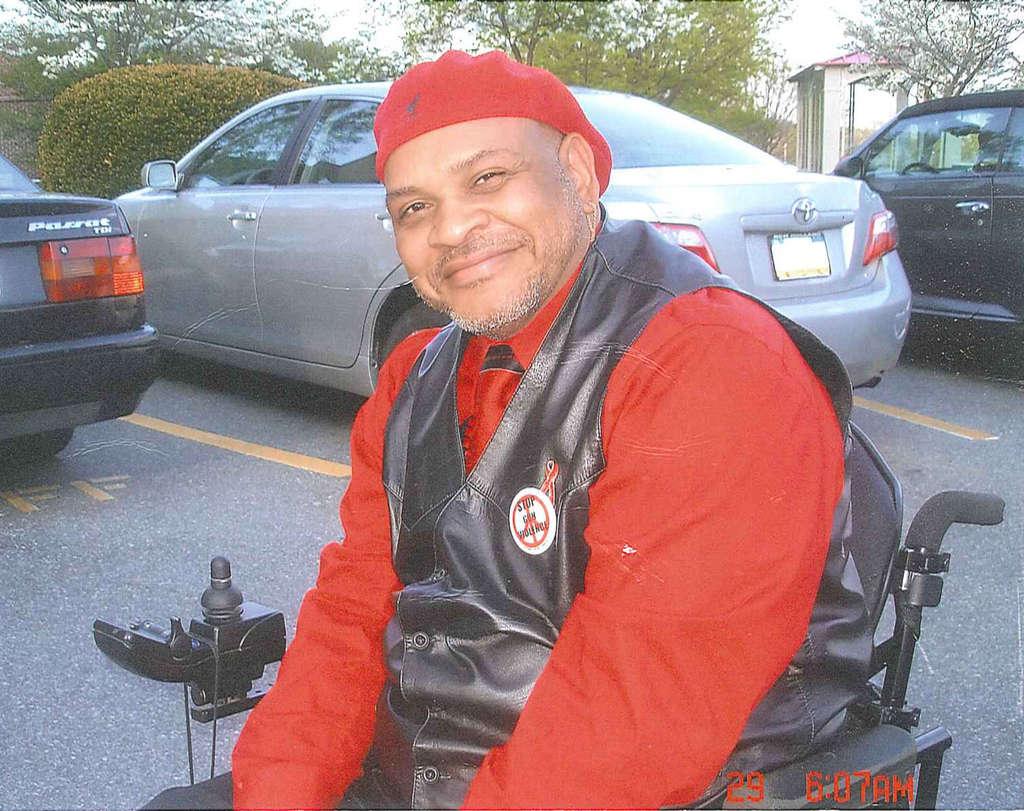 FAMILY PHOTO Despite being a paraplegic, Joe Davis had reclaimed, rehabbed and rebuilt his life, says his former boss.