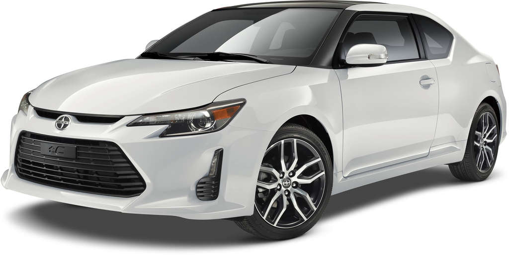The 2015 Scion tC looks like a sporty, fun machine. It offers a mostly fun time and an almost-low price with not-so-bad fuel economy.
