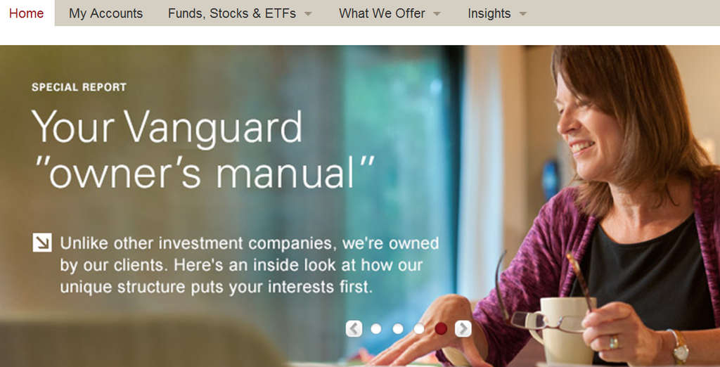 Vanguard is the largest mutual-fund firm, with almost 20 percent of the industry´s assets.
