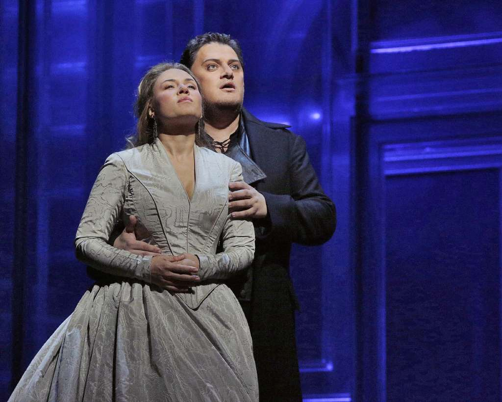"""Otello"" at the Met  stars Sonya Yoncheva and Aleksandrs Antonenko."