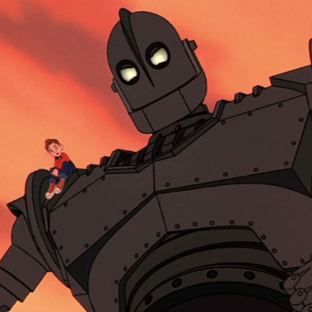 """The Iron Giant: Signature Edition"""