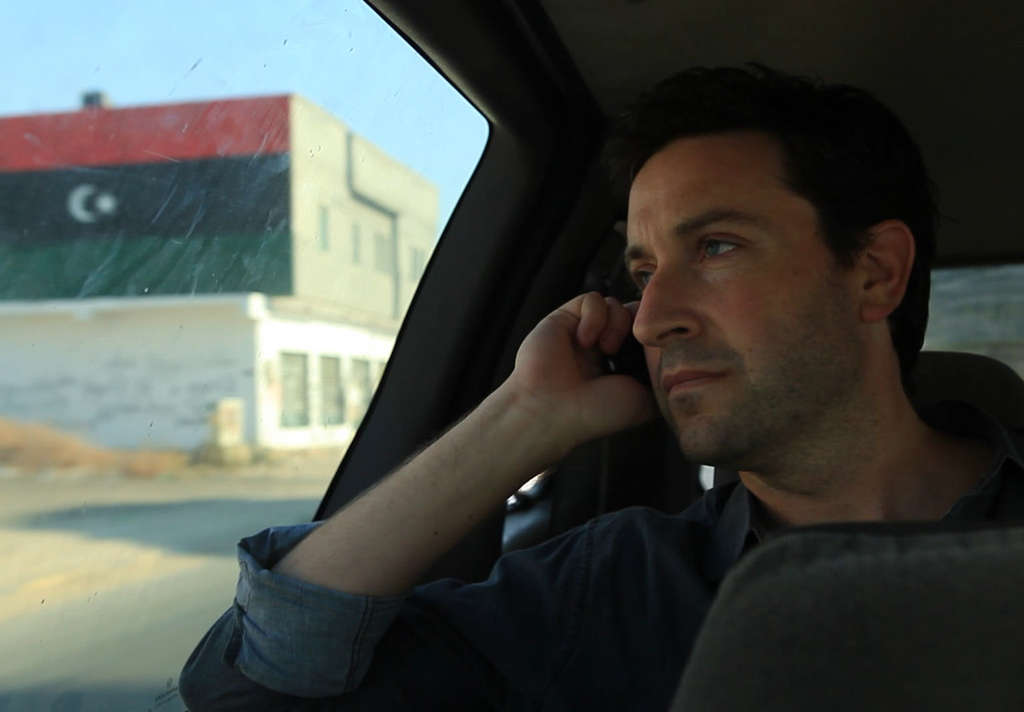 """Ken Dornstein searches Libya for answers in """"Frontline"""" series."""