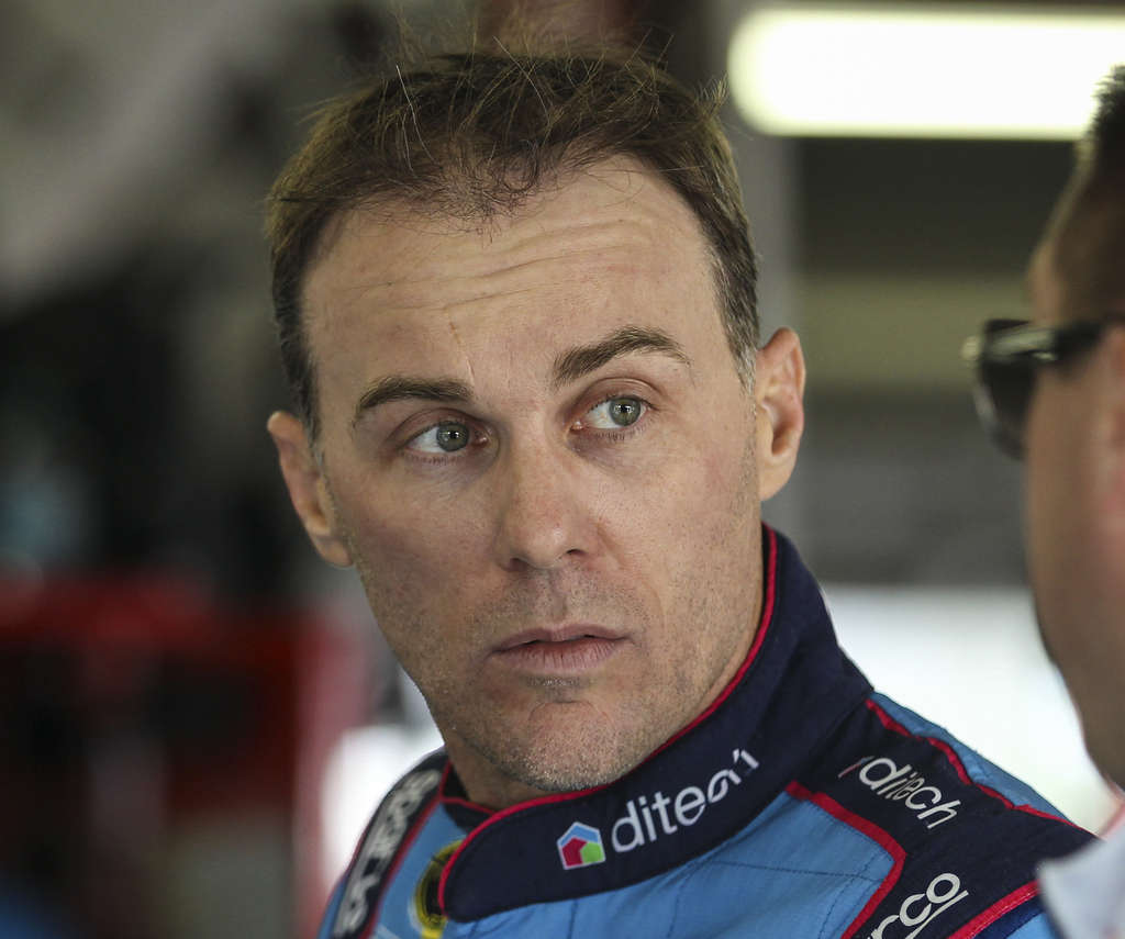 ASSOCIATED PRESS Kevin Harvick is looking for his first win at Dover.