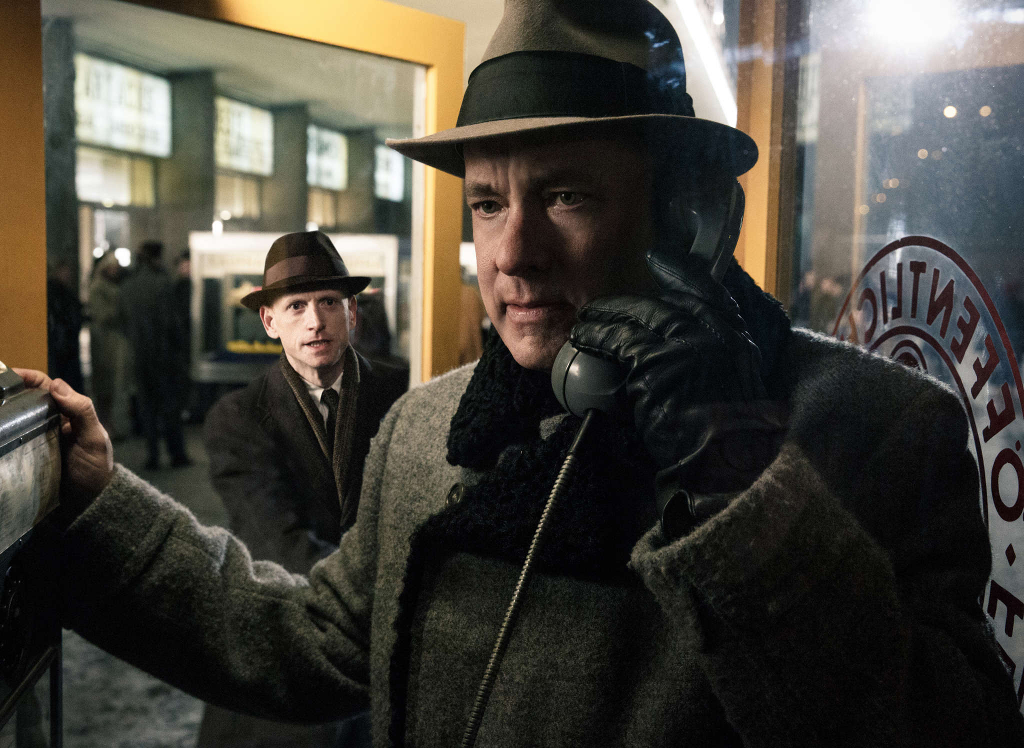 "They´ve given you a number: Tom Hanks in ""Bridge of Spies."""