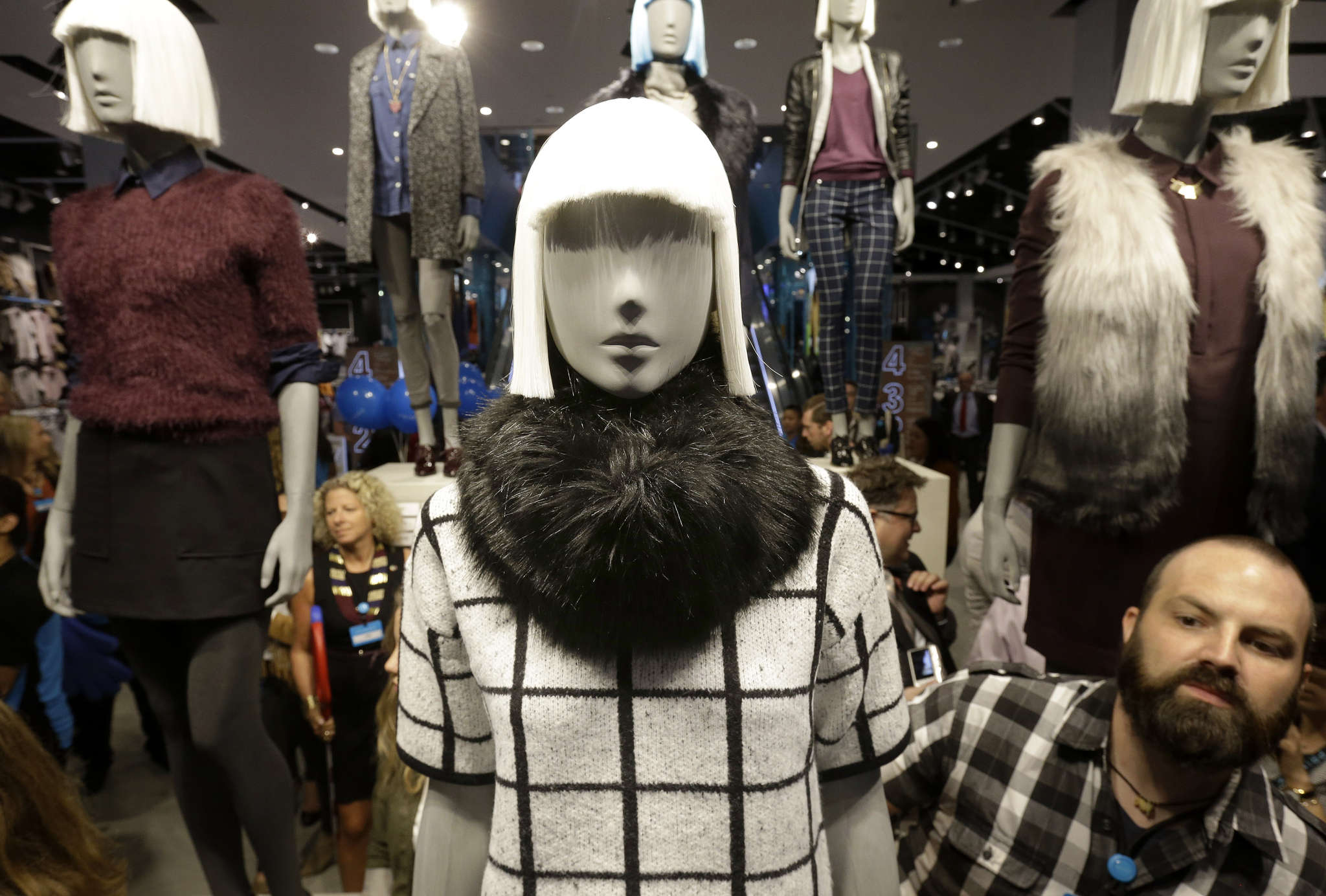 Primark´s flagship store, in Boston, opened last month. The retailer comes to King of Prussia next month and to Willow Grove next year.