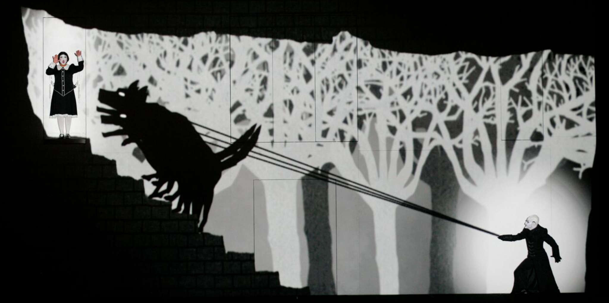 """""""The Magic Flute,"""" Barrie Kosky´s production with Komische Oper Berlin in L.A. in 2013, will be mounted as part of Opera Philadelphia´s first festival in 2017."""