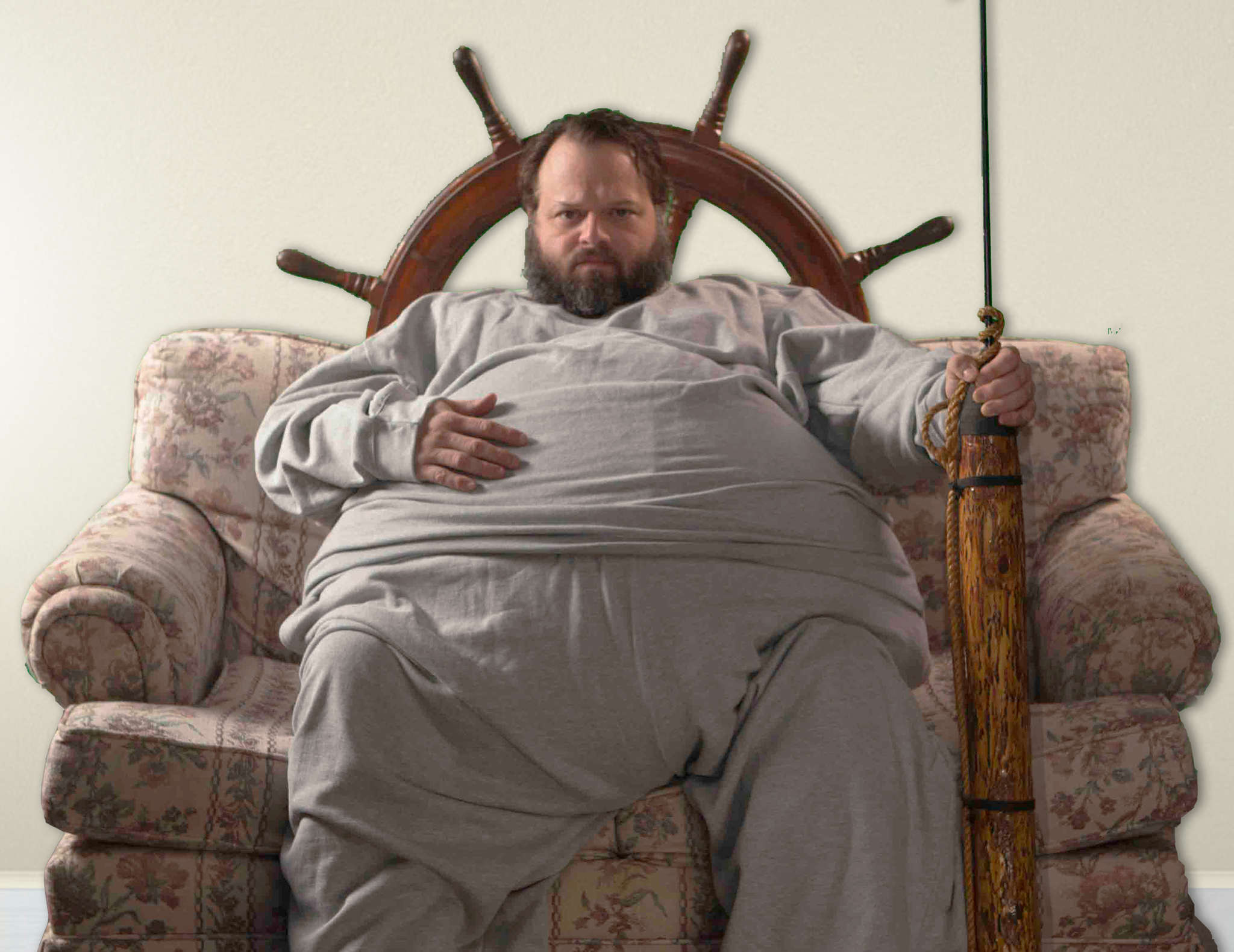 "Scott Greer has two nominations for Oustanding Leading Actor in a Play in this year´s Barrymore Awards. One if for his work as a dying, 600-pound man in the drama ""The Whale"" (above)."