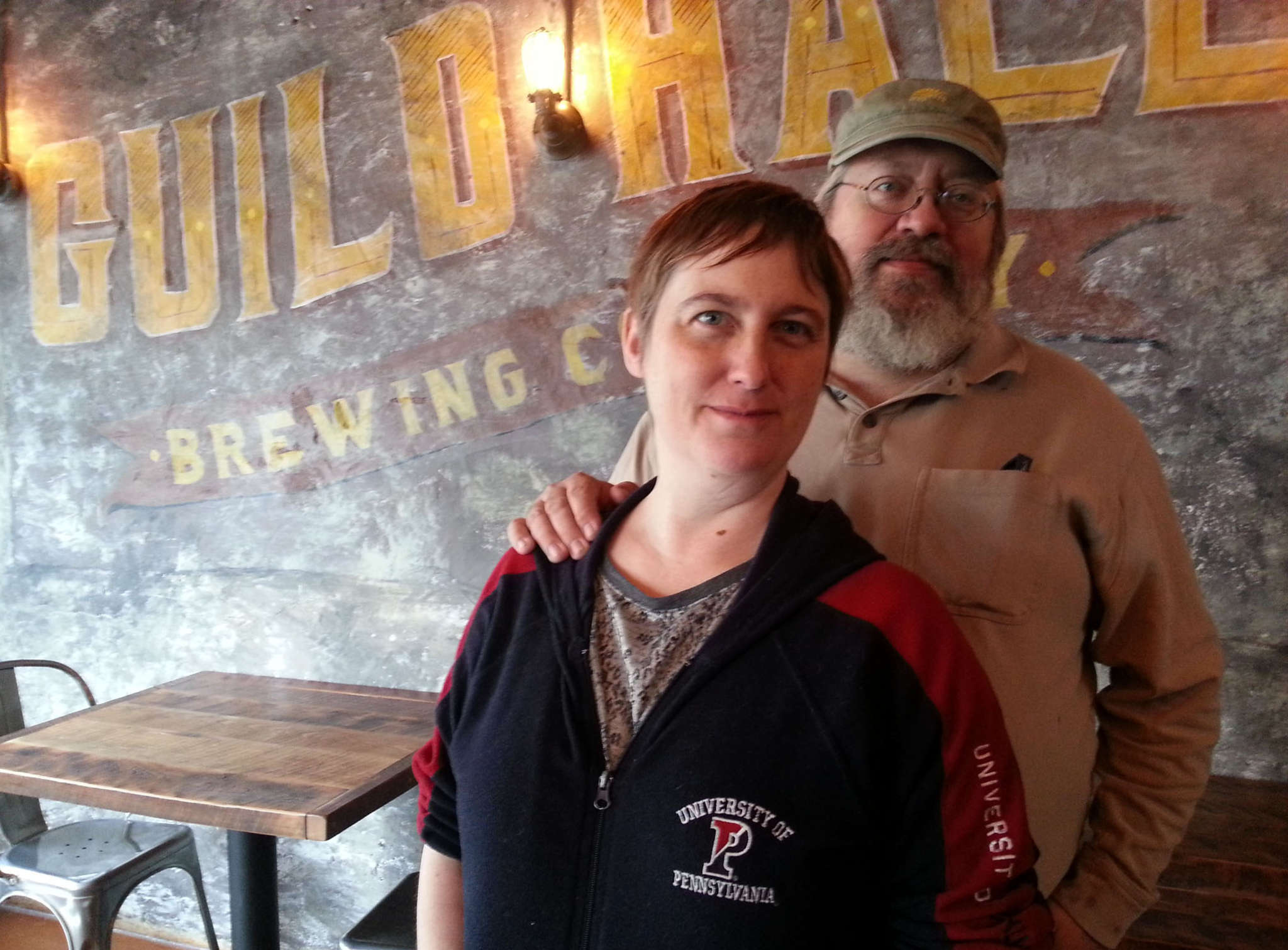 Jennifer McGuire and Owen Hutchins, owners of the now-shuttered Guild Hall, in Jenkintown, faced just too many obstacles to give the craft-beer establishment a fighting chance.