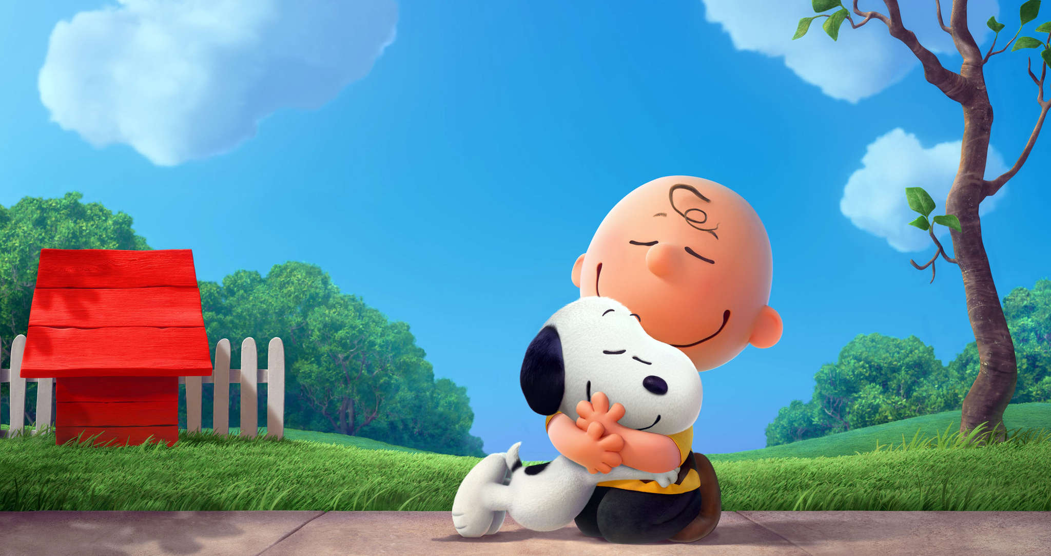 Happiness is a warm ... well, you know, and after all these years it still is for Charlie Brown and Snoopy.