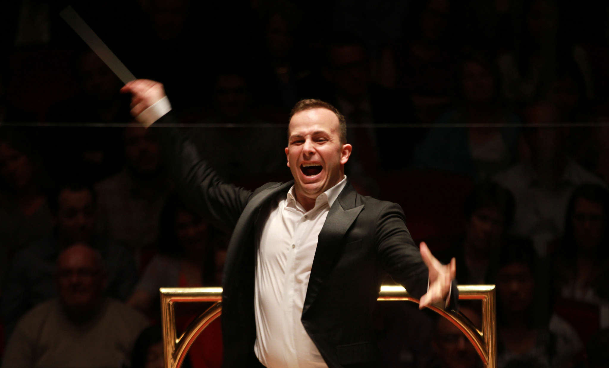 Music director Yannick Nézet-Séguin was paid $519,319 in 2013. In addition to this, the Philadelphia Orchestra paid the IRS $227,950 on his behalf.