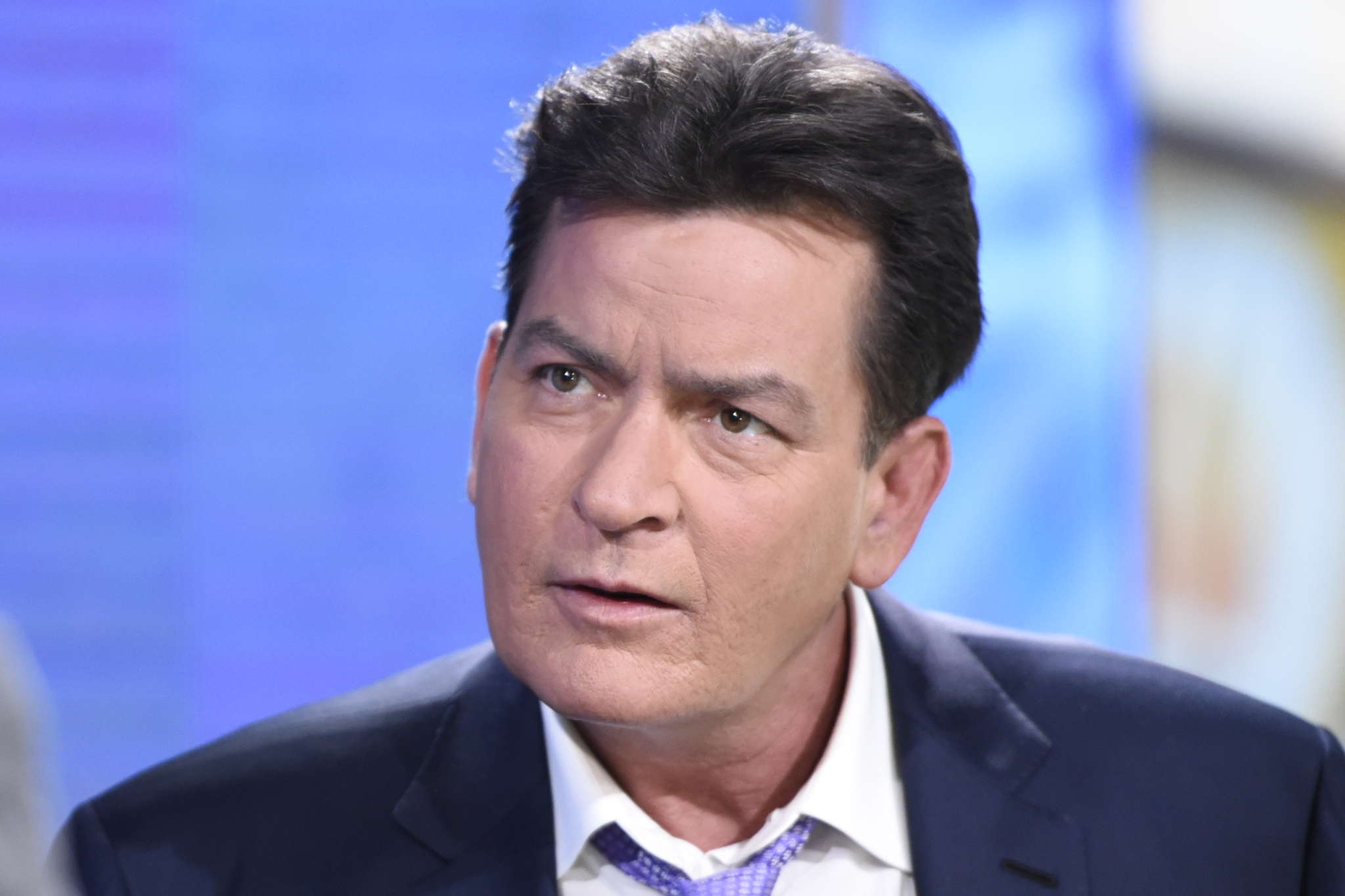 Charlie Sheen has been sued by a former lady friend.