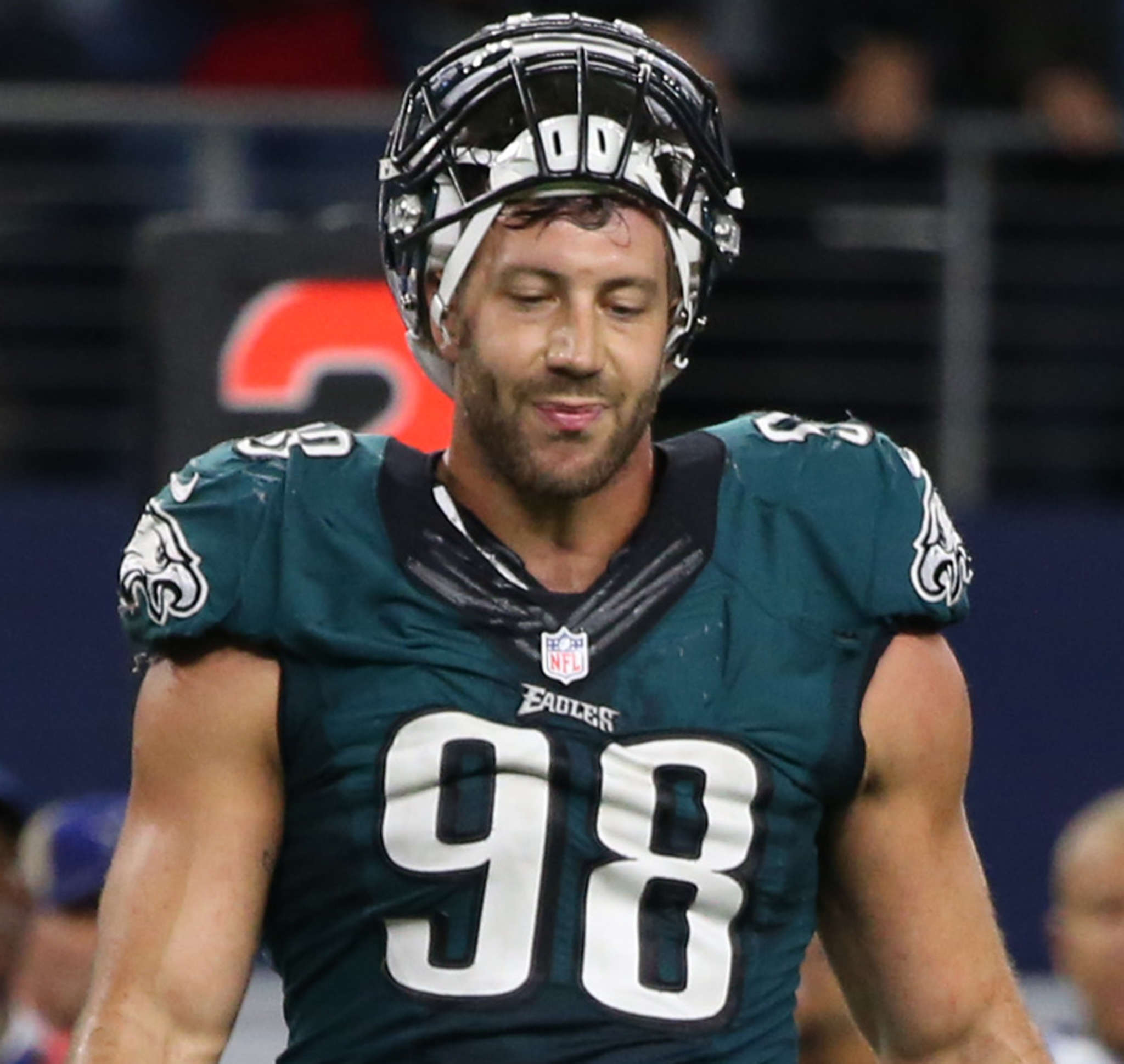 Linebacker Connor Barwin said the Eagles need to do a better job of disguising their blitzes.