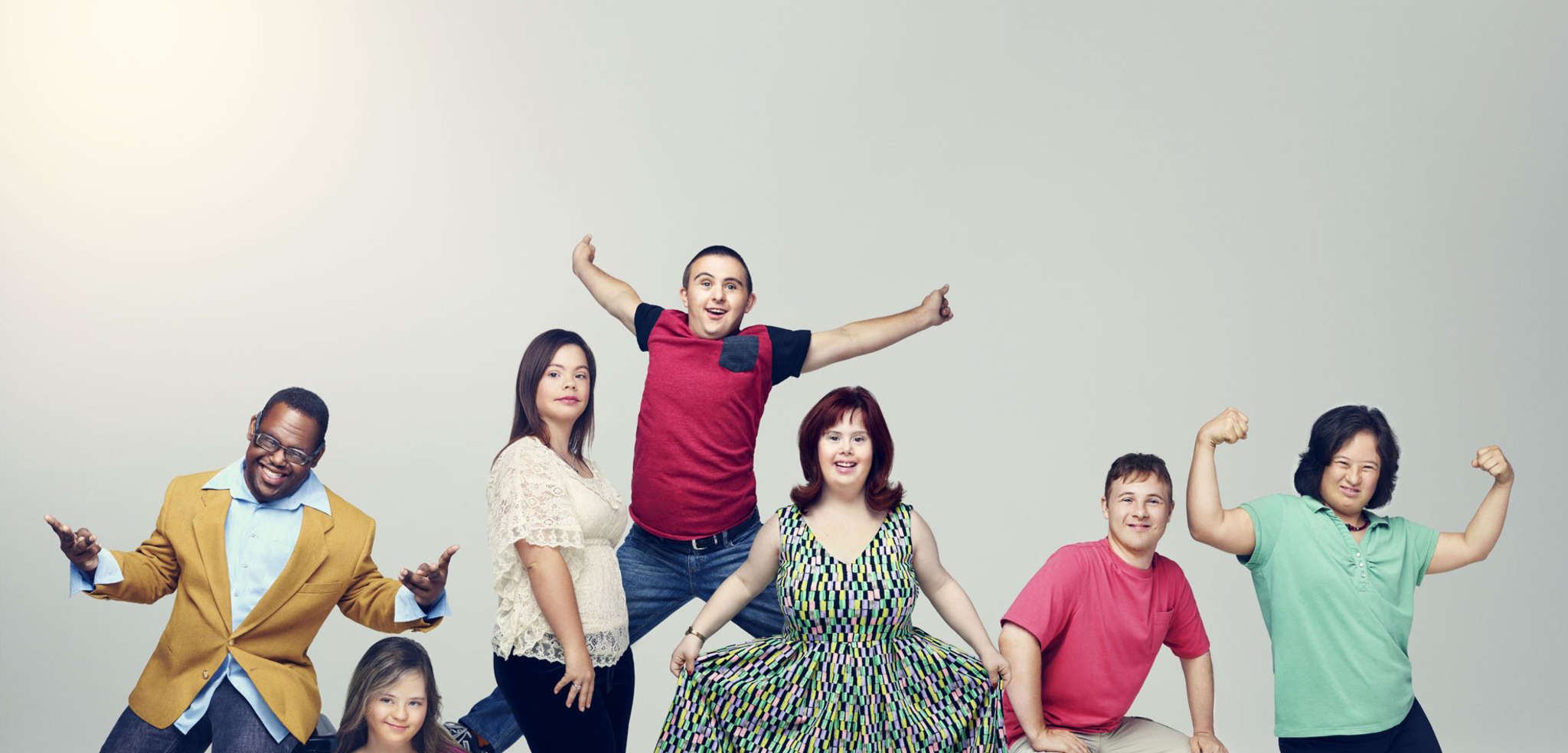 The stars of A&E´s docu-series all have one thing in common: They were born with Down syndrome.