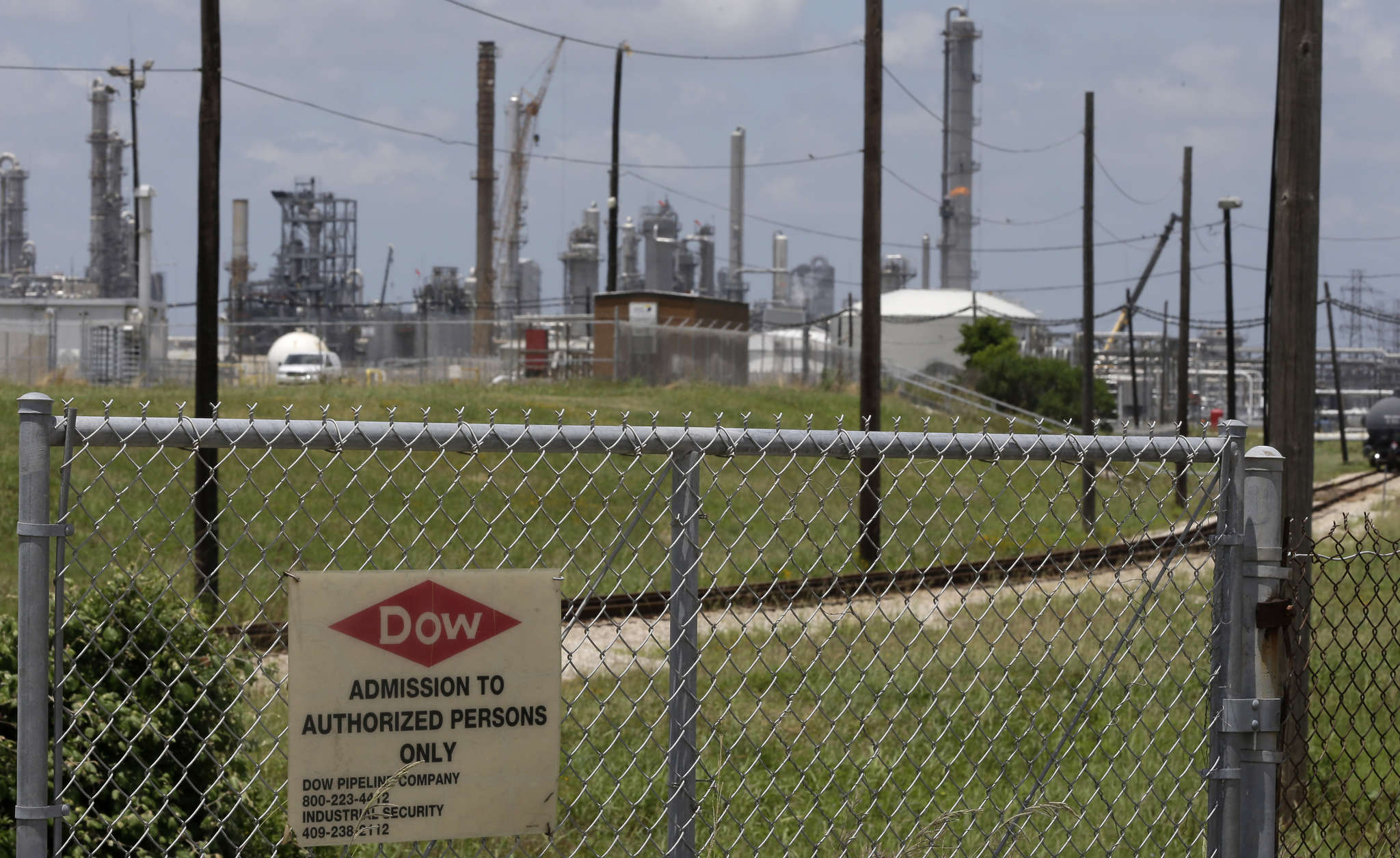 Stock prices for Dow Chemical and DuPont soared on reports that merger talks between the two giant chemical companies were in an advanced stage.