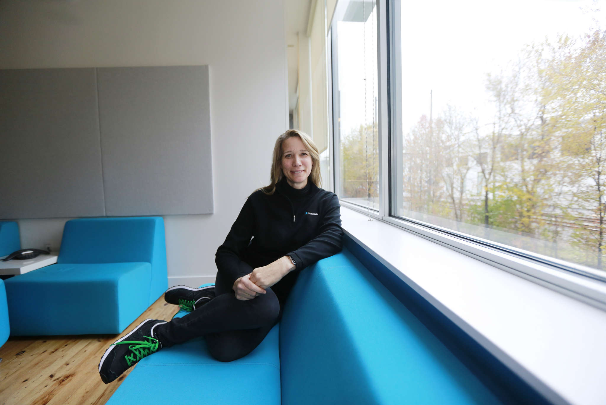 Lucinda Duncalfe´s Conshohocken-based start-up, Monetate, has offices in Palo Alto, Calif., and London.