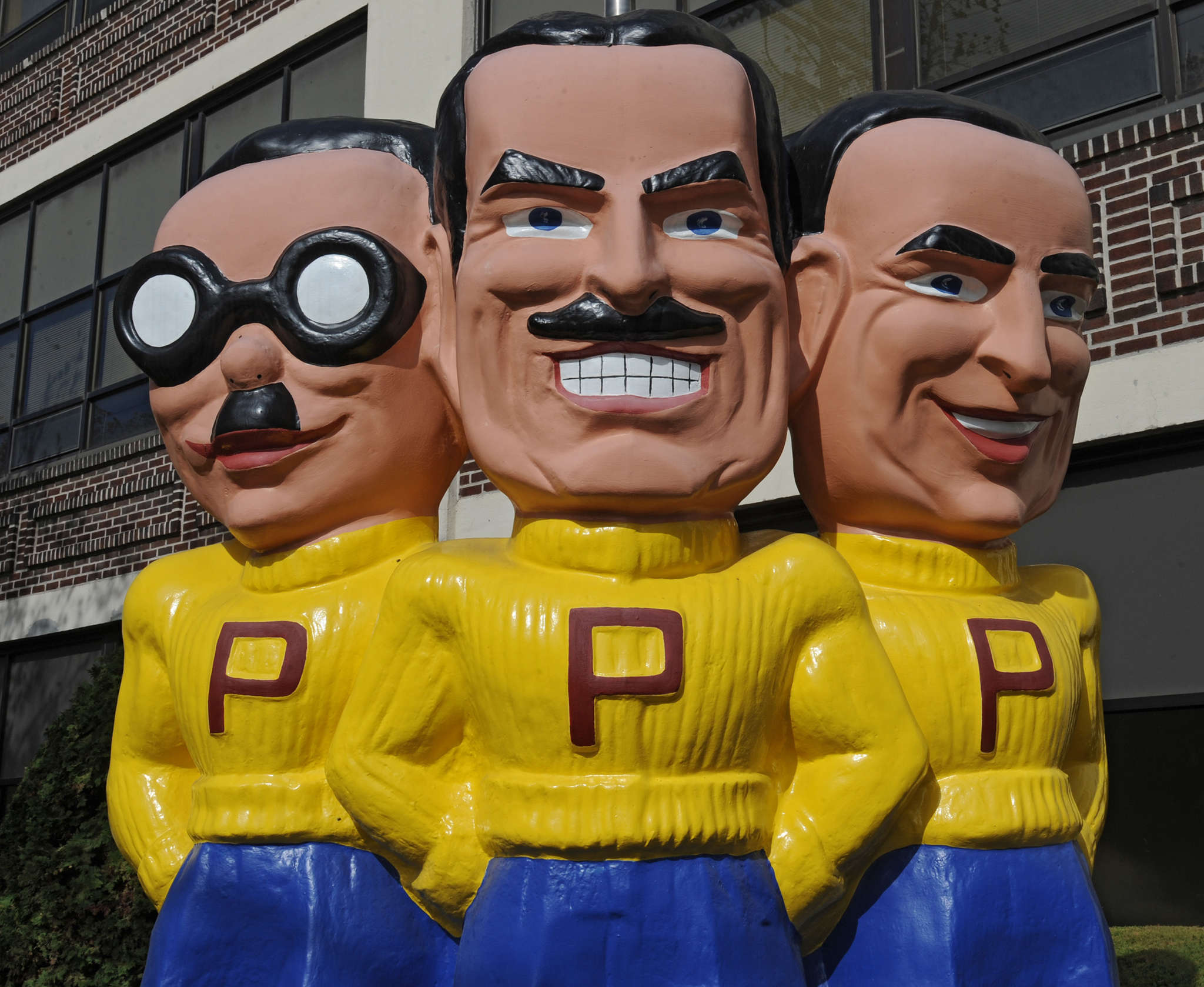 Pep Boys employs 14,000, including 500 at its Allegheny Avenue headquarters, shown . CLEM MURRAY / Staff Photographer