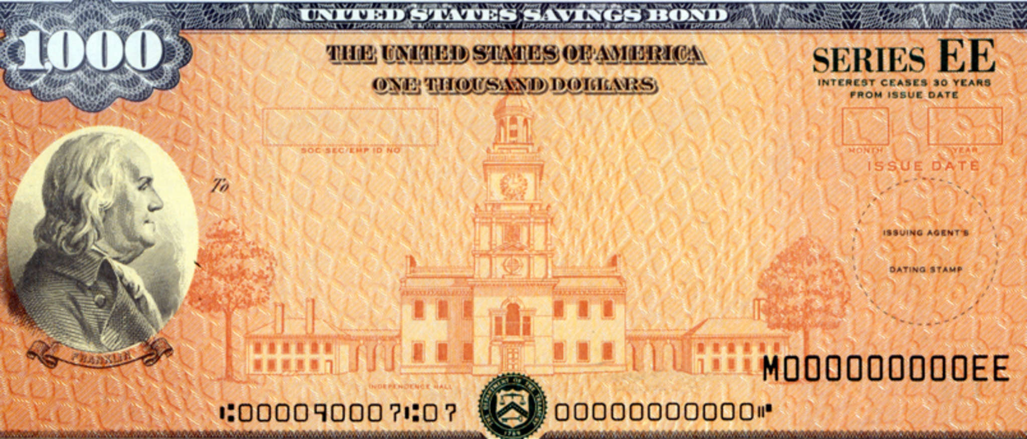 Series EE savings bonds from 1986 will stop earning interest in the coming year, and those bonds will need to be redeemed.