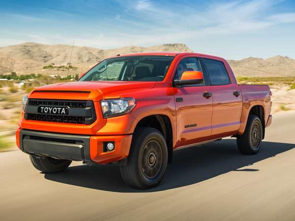 2015 Toyota TRD Pro Series