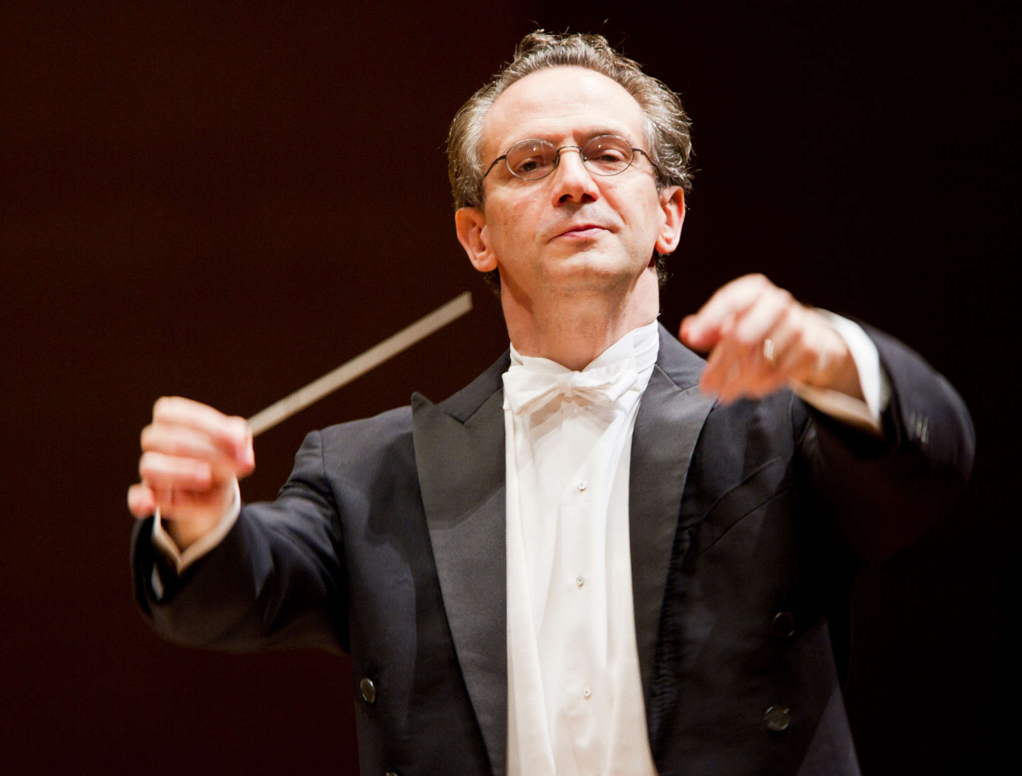 Guest conductor Fabio Luisi will interpret Tchaikovsky this weekend with the Philadelphia Orchestra.