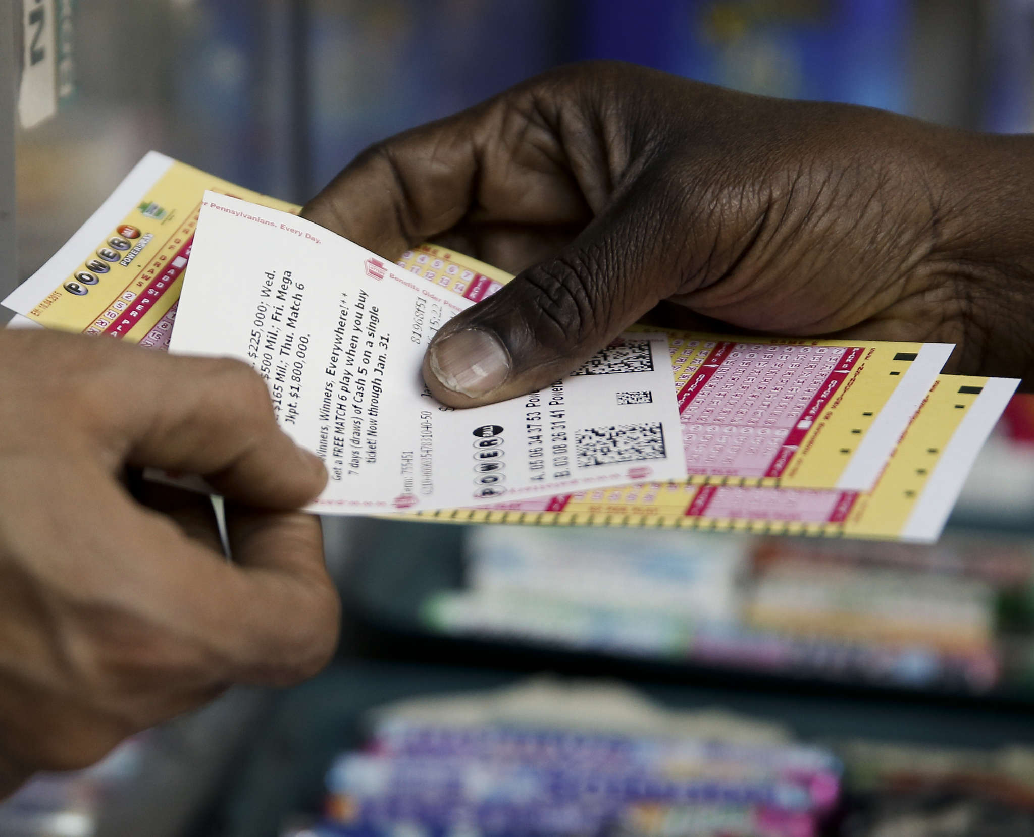 The jackpot for Wednesday night´s Powerball drawing is nearing $1.5 billion, spurring discussions on investment.