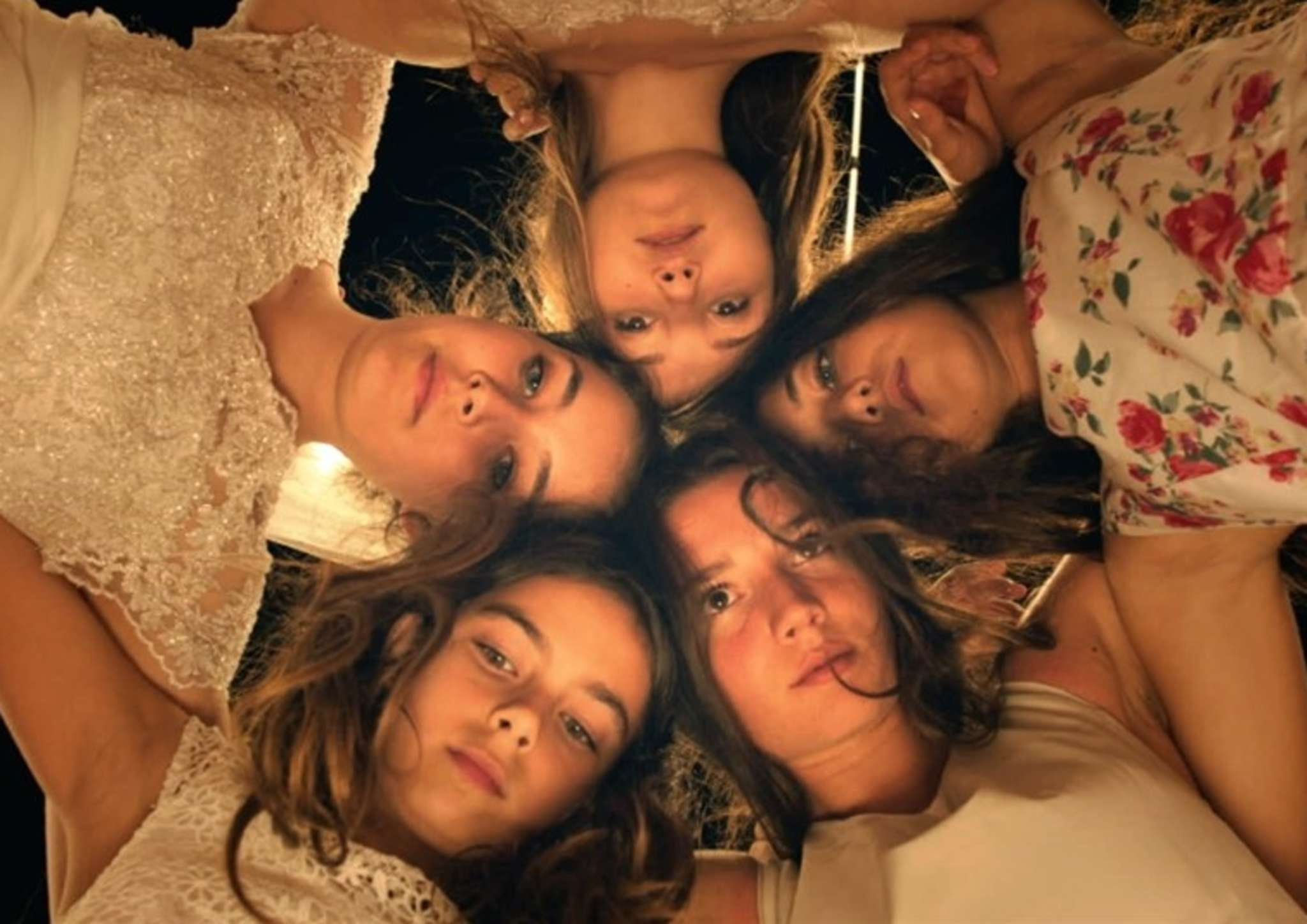 """Mustang"" follows five sisters in northern Turkey whose innocent games lead to their oppression."