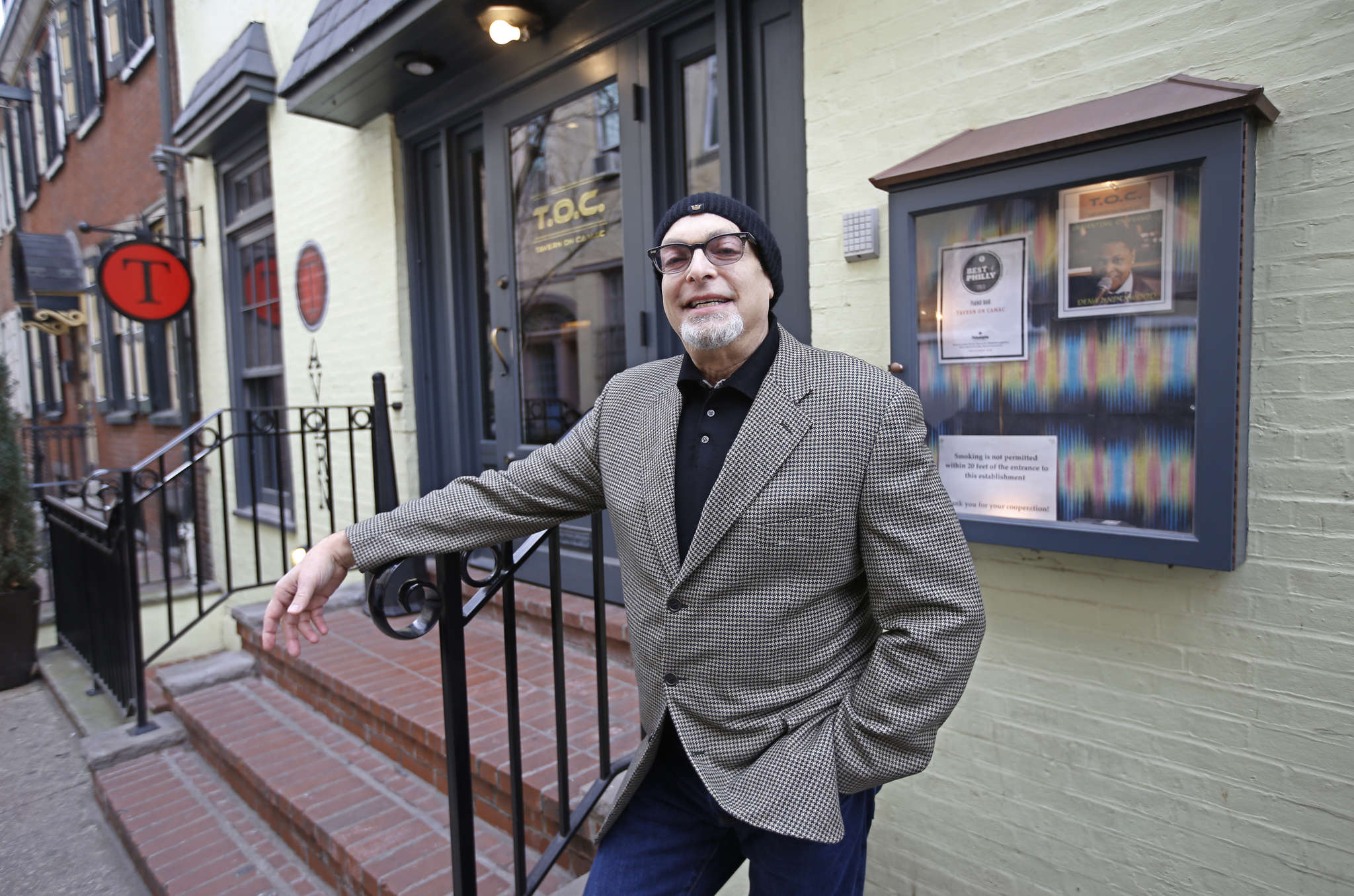 "Harry ""Heshie"" Zinman will celebrate his 65th birthday by hosting a party at Tavern on Camac to raise money for LGBT Elder Initiative, which he founded in 2010."