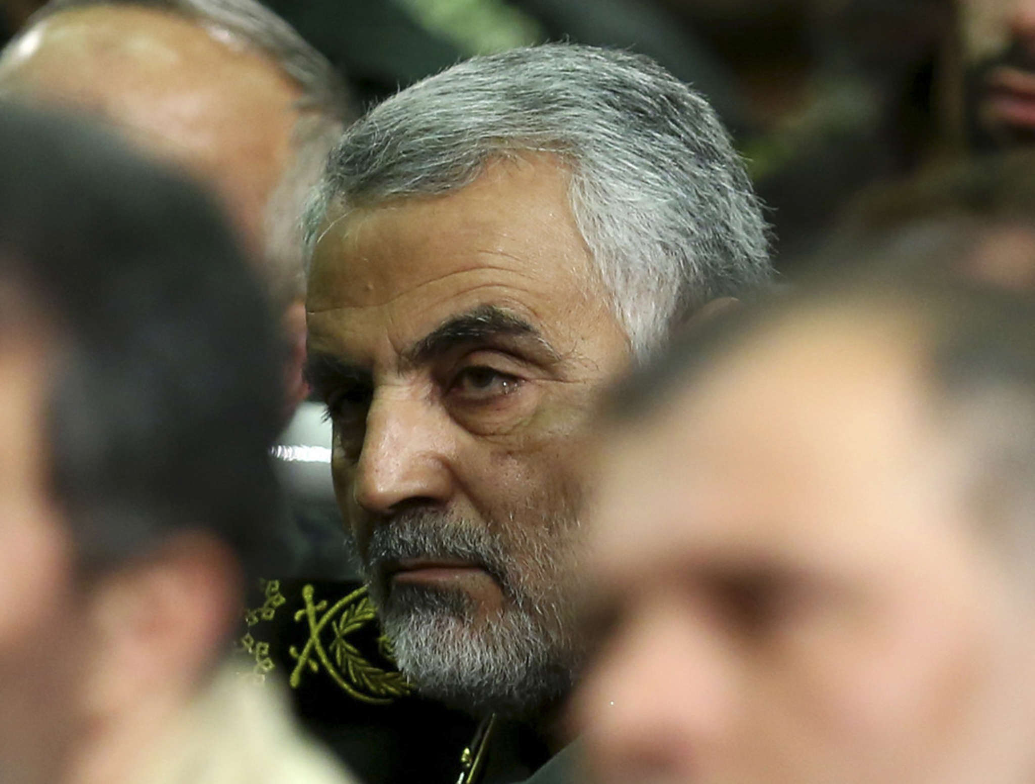 Gen. Qasem Soleimani Associated Press