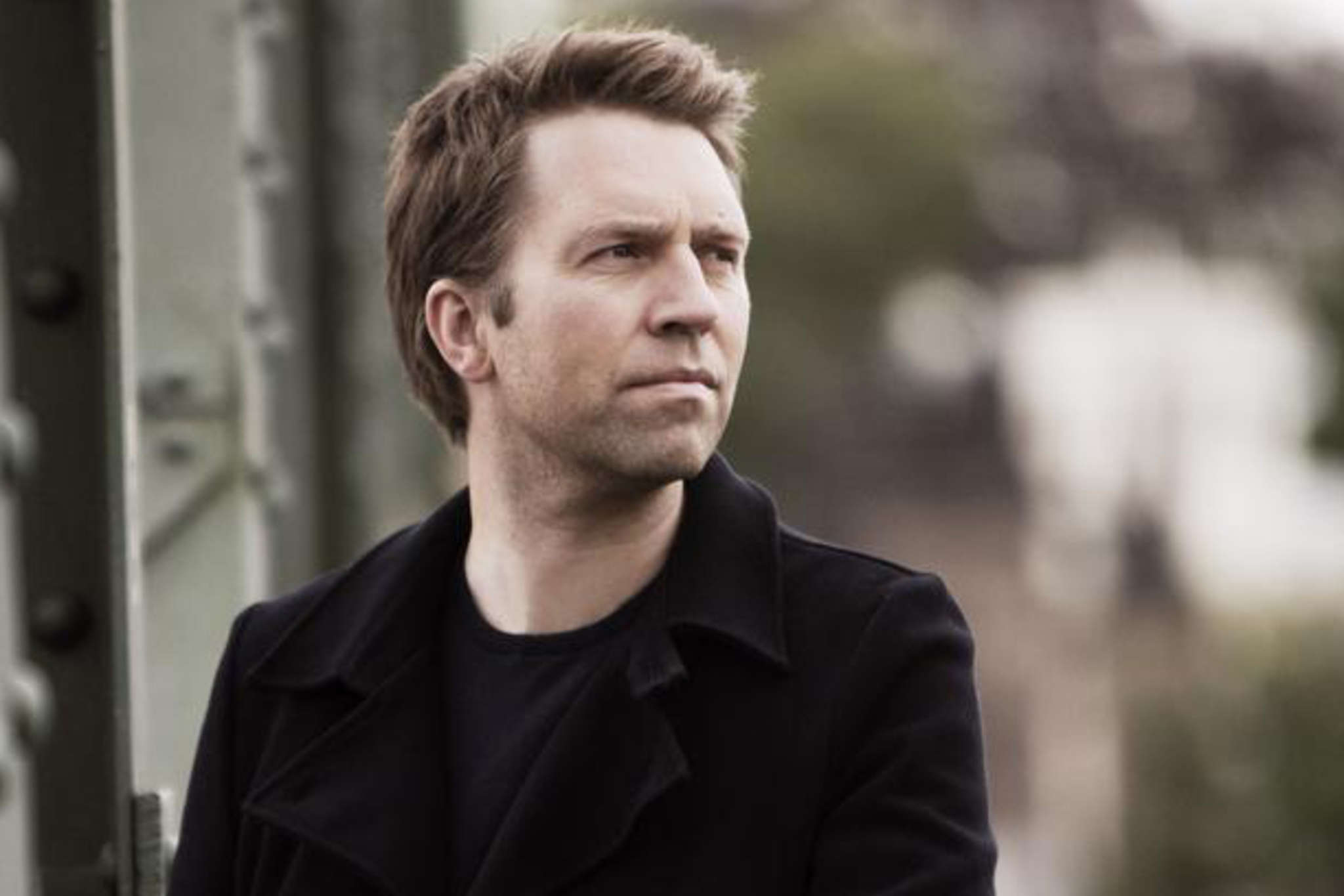 Pianist Leif Ove Andsnes will perform again Saturday with the Philadelphia Orchestra.