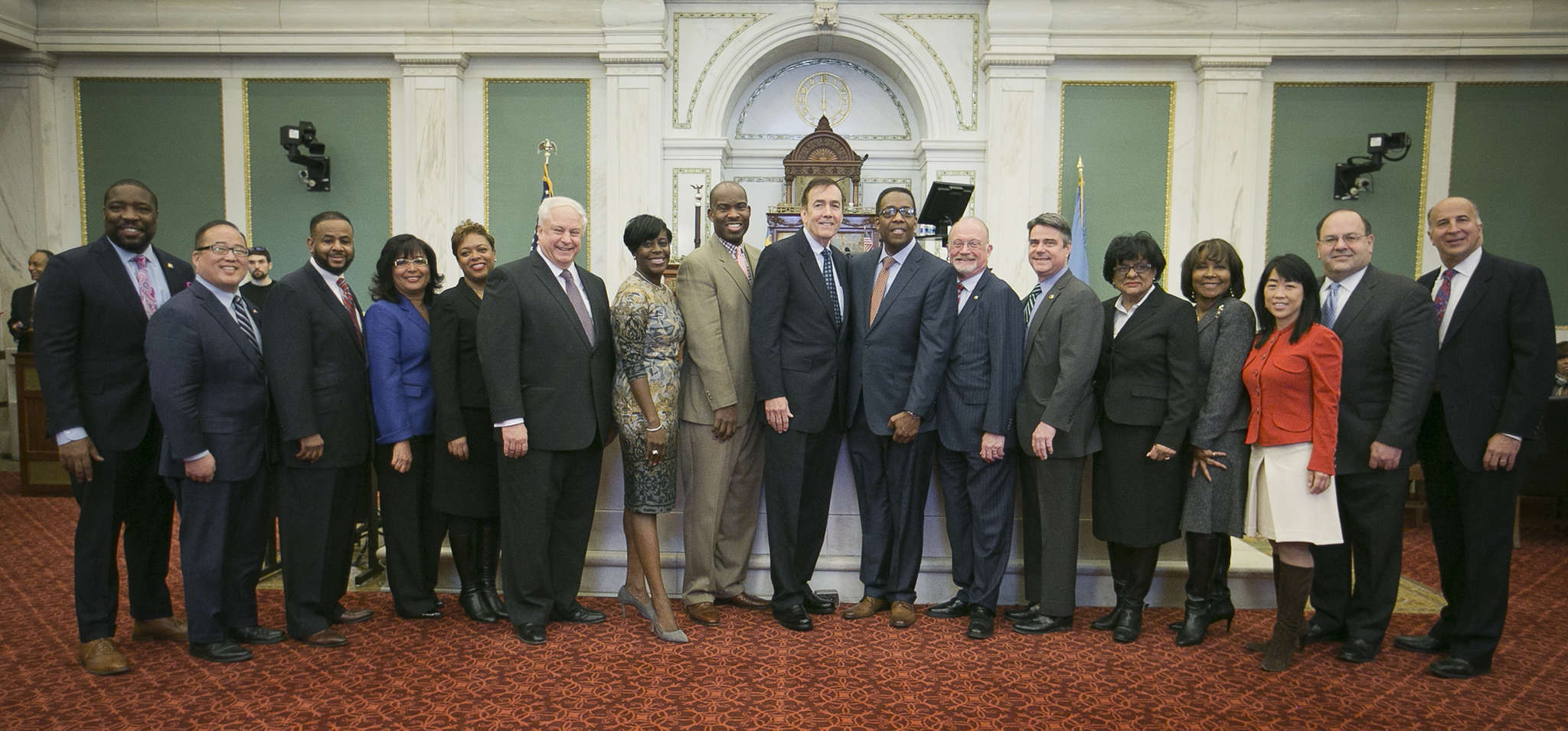 Meet your City Council members, Philly: The majority ducked the DROP question, others apparently aren´t ready to kill it. ALEJANDRO A. ALVAREZ / STAFF PHOTOGRAPHER