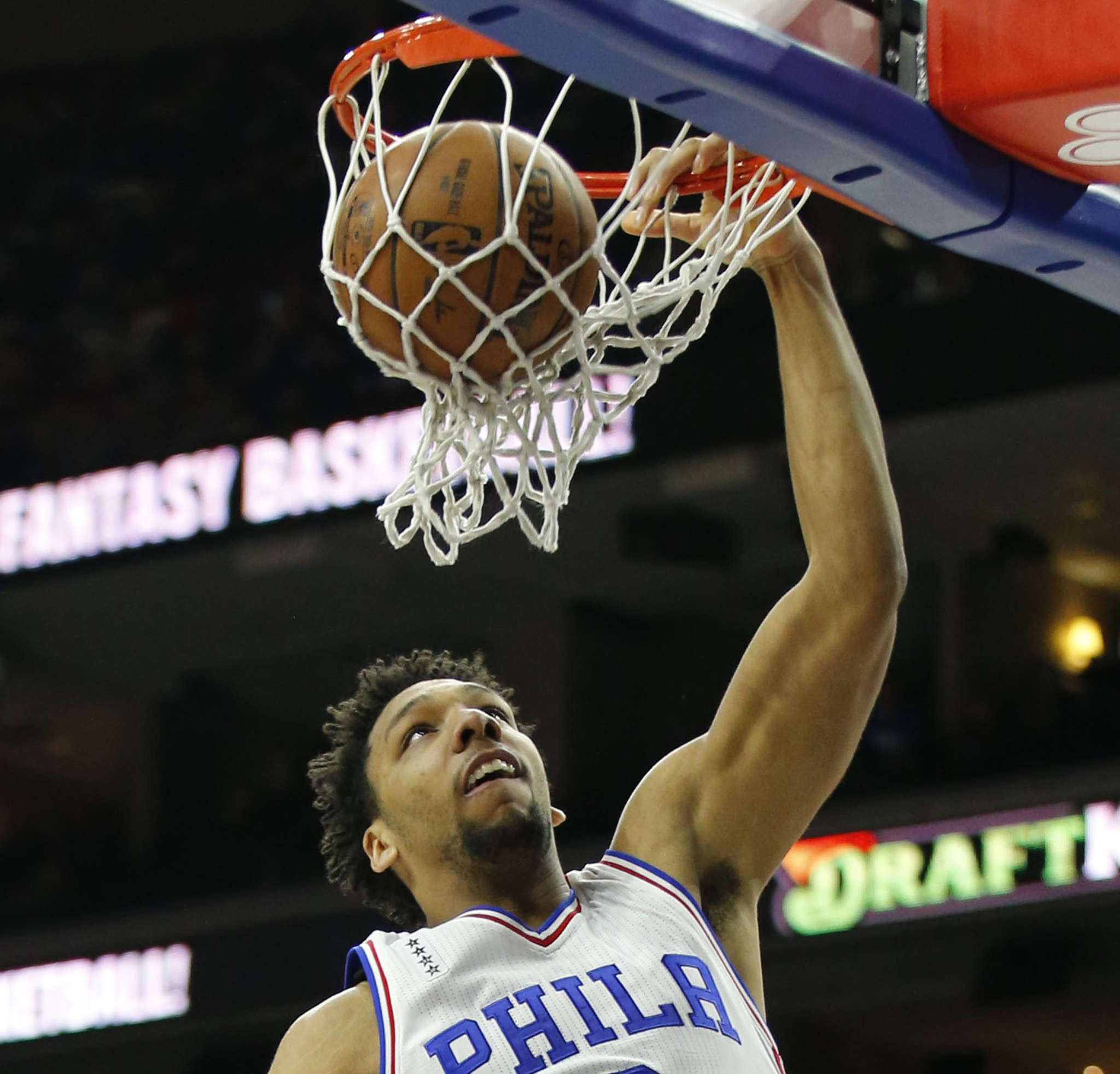 Jahlil Okafor is a foundation piece for a rebuilding team. YONG KIM / Staff Photographer