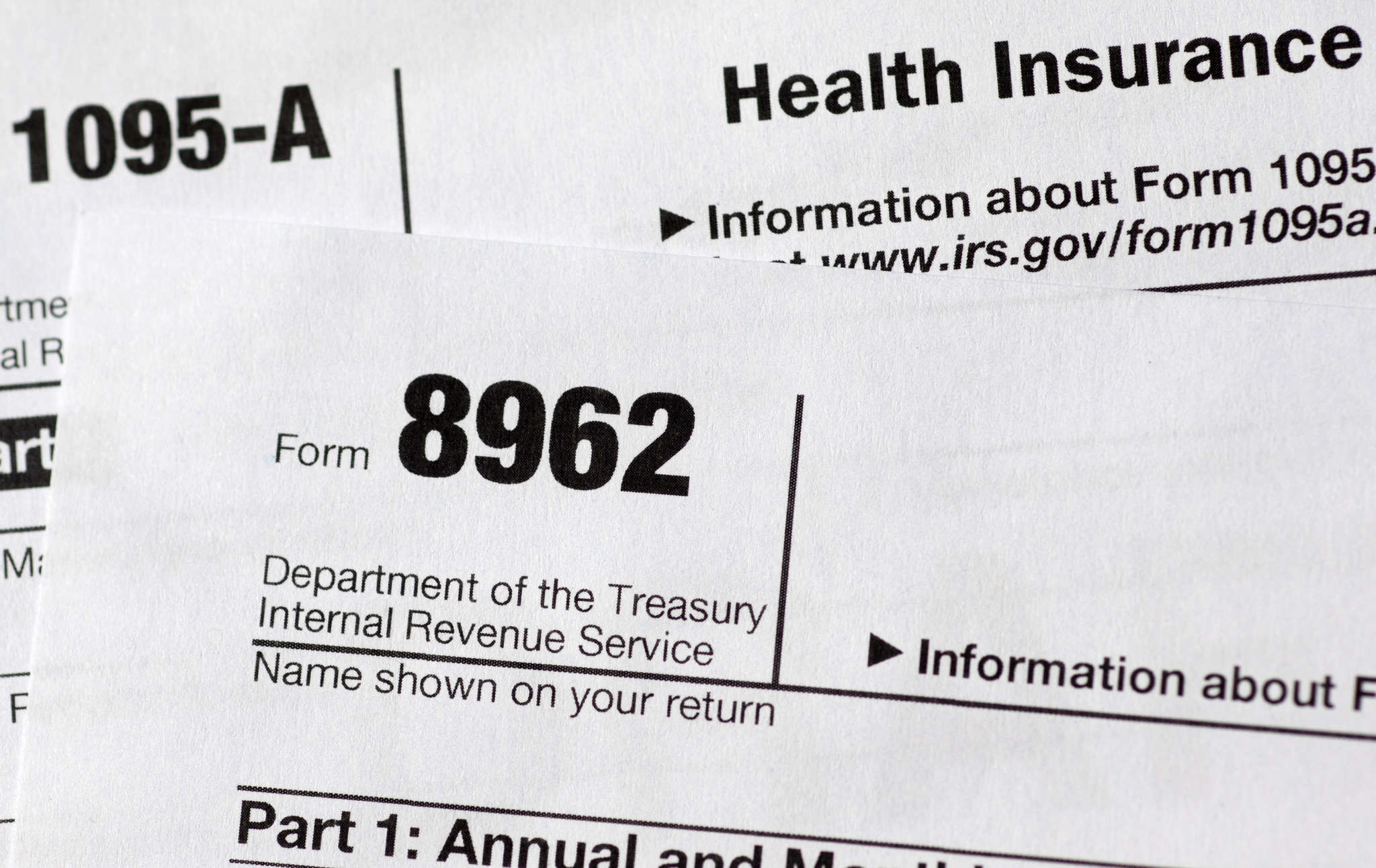 Health-care tax forms. Because the IRS changed the deadline for firms to mail out the forms, taxpayers can file before receiving them.