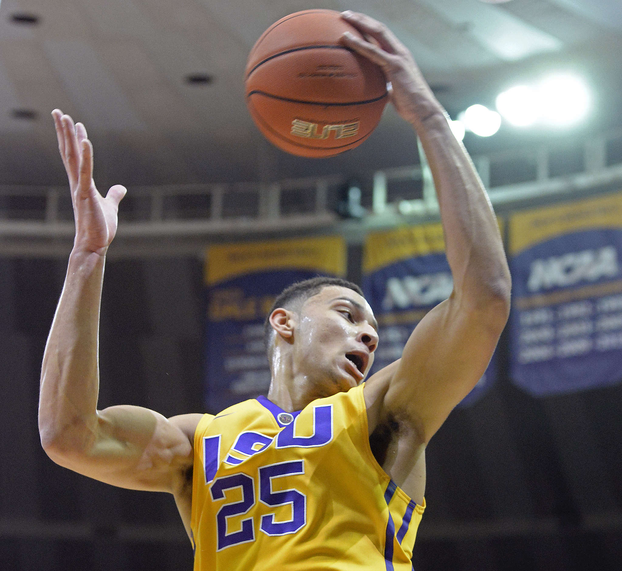 LSU freshman Ben Simmons is expected to be the top pick in the 2016 NBA draft. ASSOCIATED PRESS