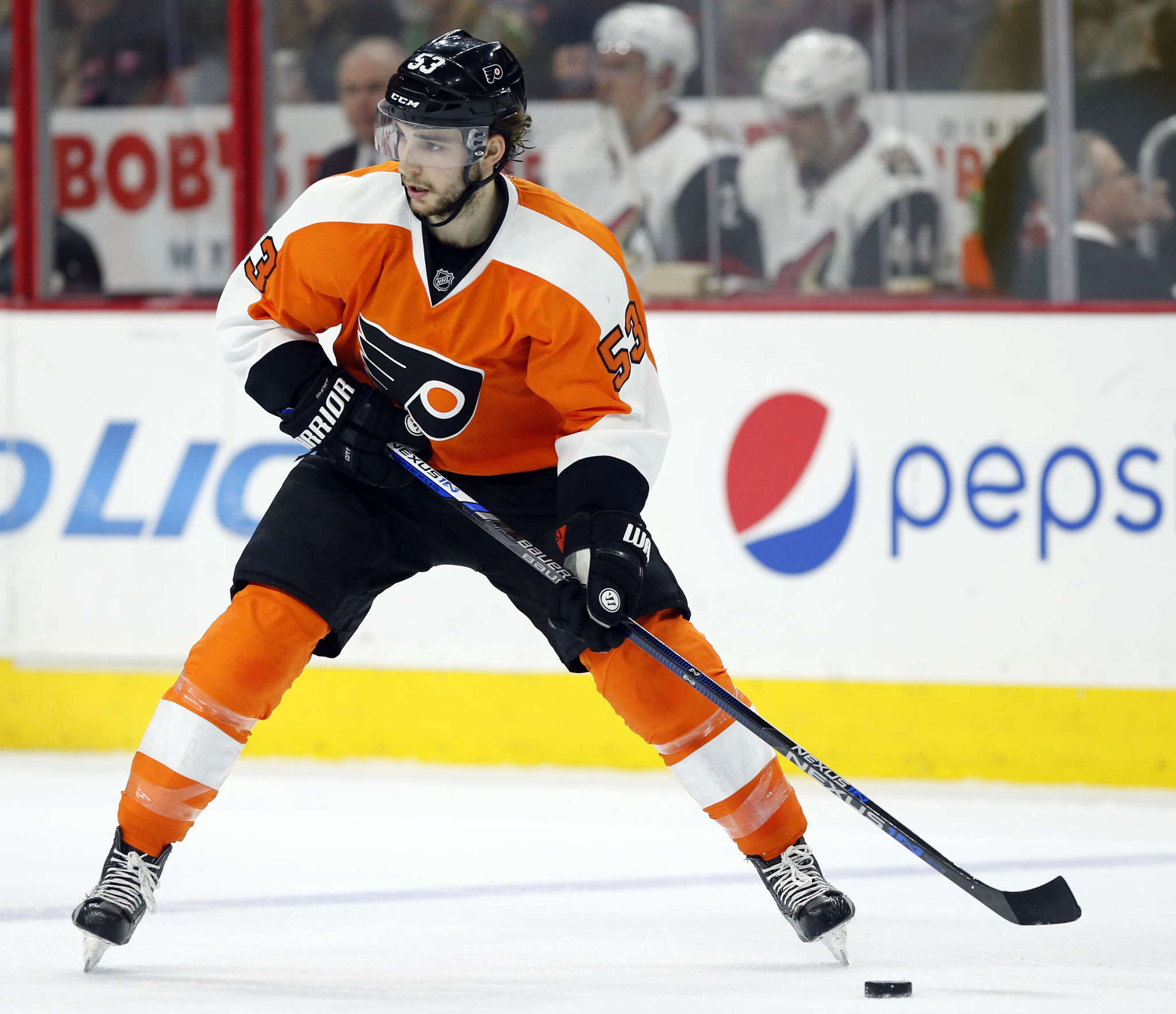 Rookie Shayne Gostisbehere has given the Flyers a boost and could be their MVP.