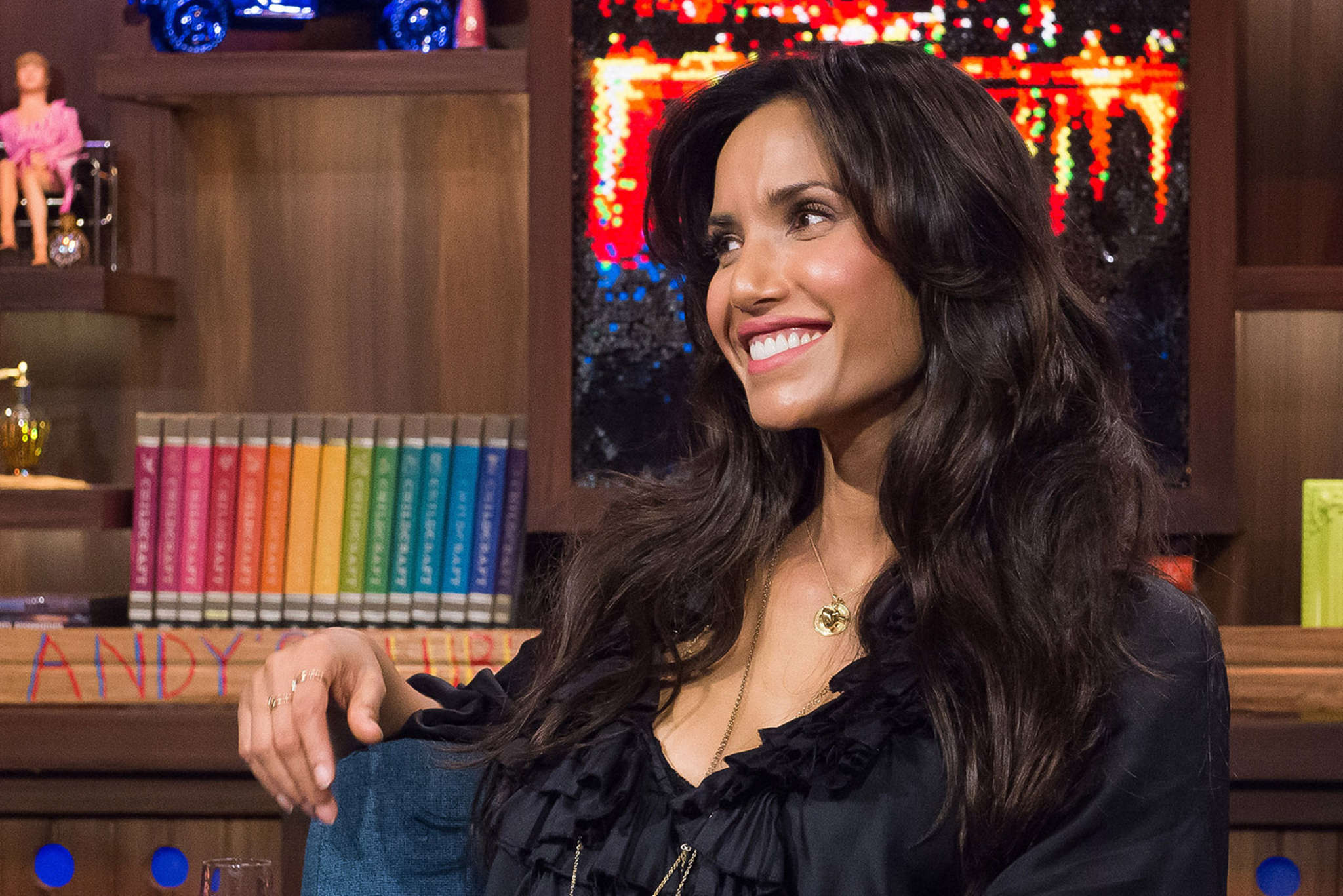 "Padma Lakshmi, cookbook author and ""Top Chef"" host writes in her memoir of feeling torn between two cultures - her Indian heritage and her adopted American"