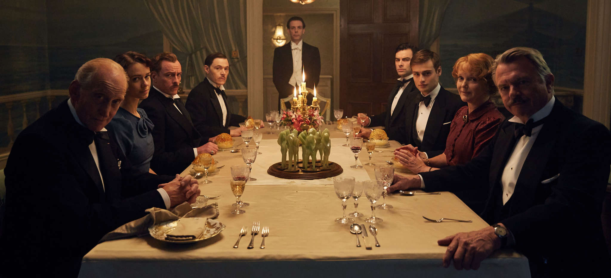 """And Then There Were None,"" the Agatha Christie tale, on Lifetime."