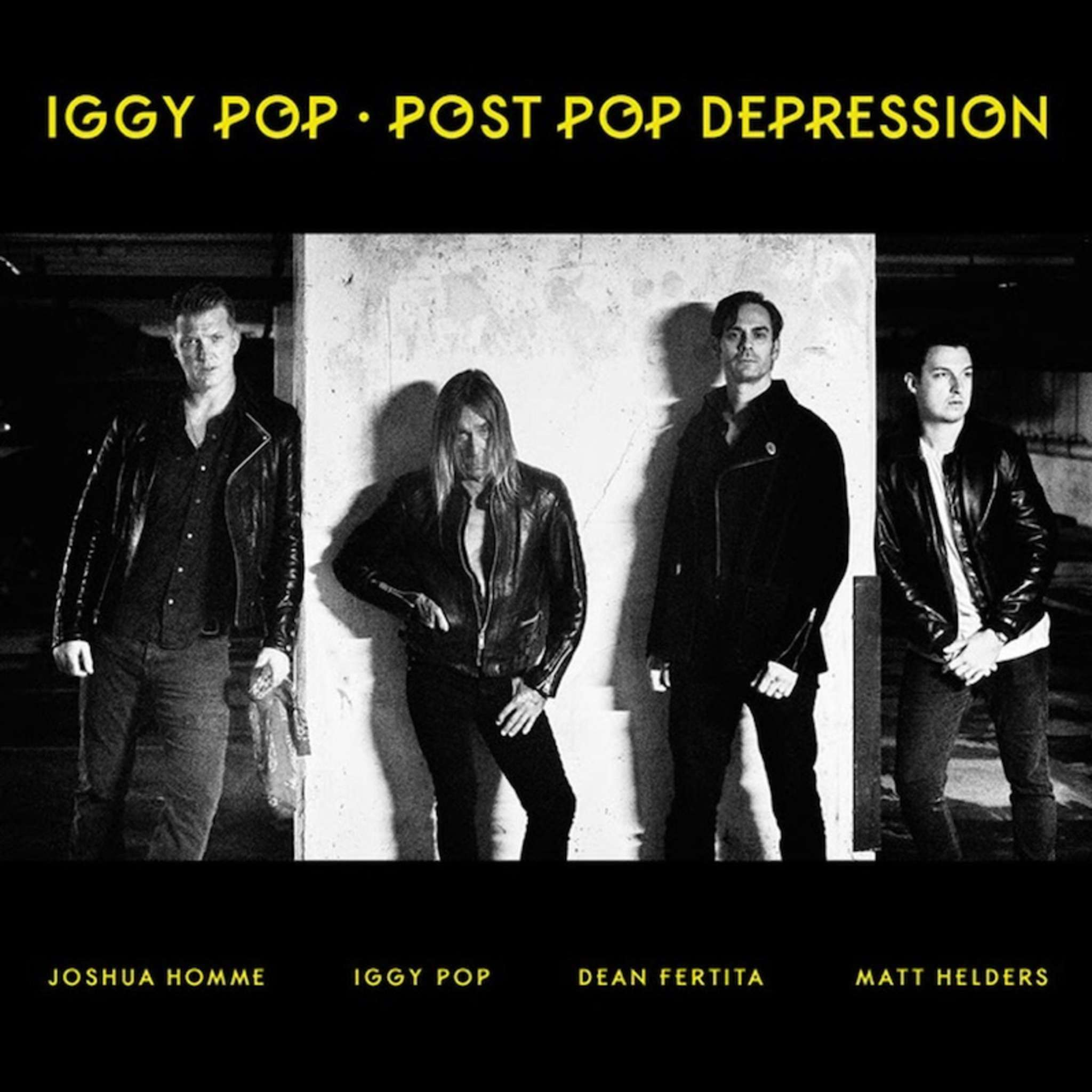 """Post Pop Depression"" will be the 68-year-old Iggy Pop´s last album, the rocker says."