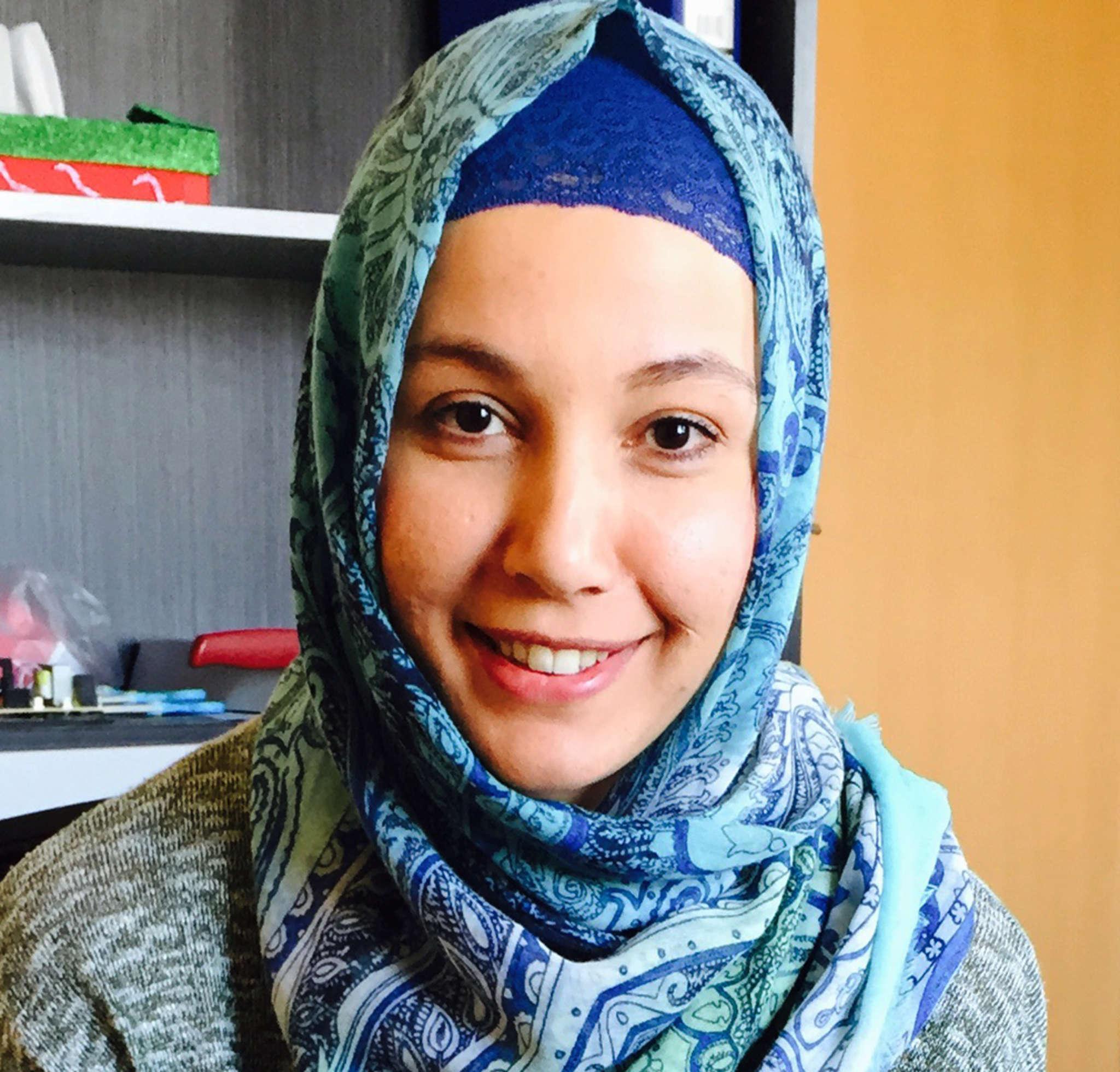 Rezhna Mohammed