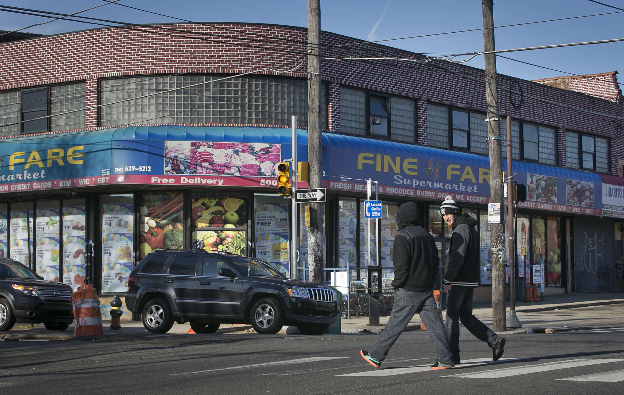 There´s a Fine Fare market two blocks from where ground was broken on a sprawling shopping center at Second and Allegheny, to be anchored by a Sav-A-Lot. Another Sav-A-Lot is less than a mile away.