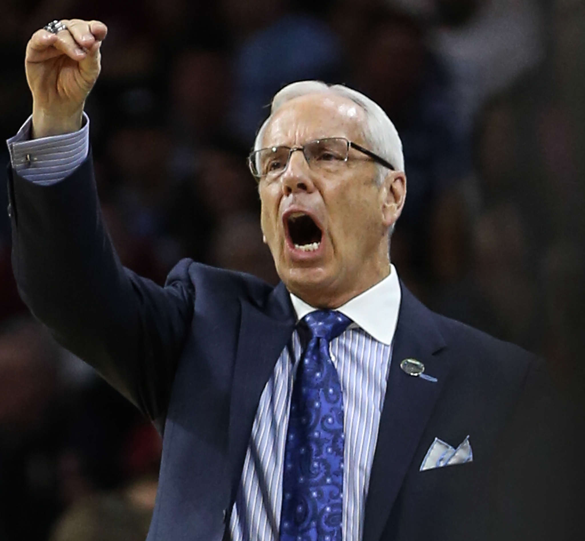 North Carolina´s Roy Williams said that, based on performance, the ACC was the best conference this season.