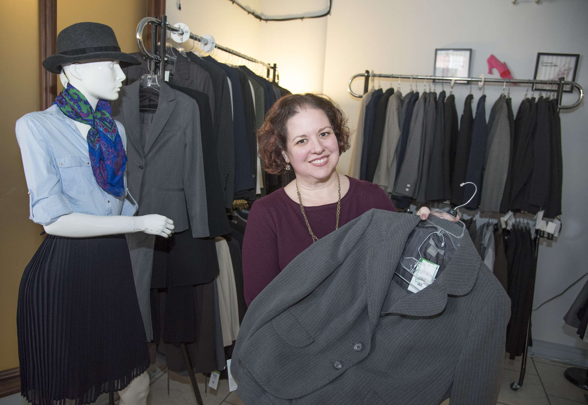 Sheri Cole´s Career Wardrobe nonprofit has offered free or low-cost professional clothes and job-search help to Philadelphia women for almost 20 years. It has been picked to run the PA WorkWear program in the Philadelphia area.