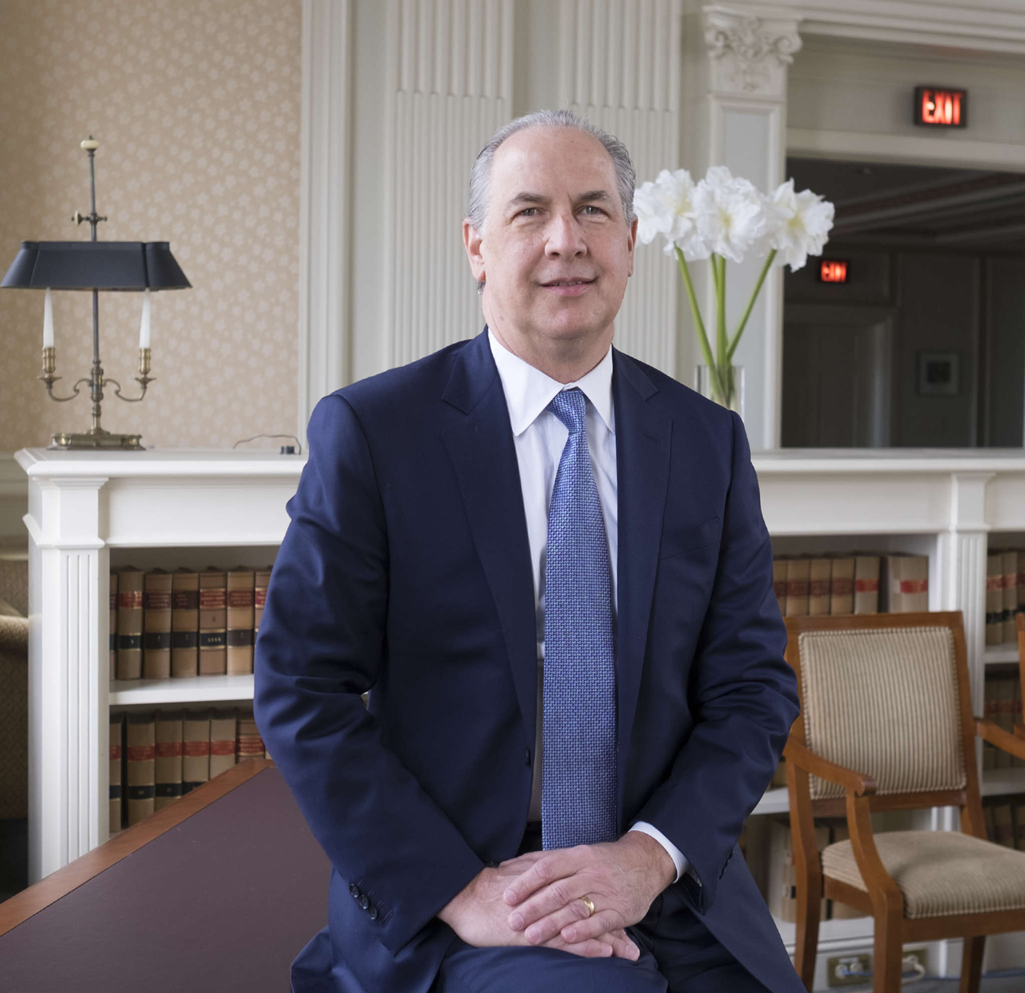 Louis A. Petroni was elected to a two-year term as chairman of the Montgomery McCracken Walker & Rhoads L.L.P. law firm.