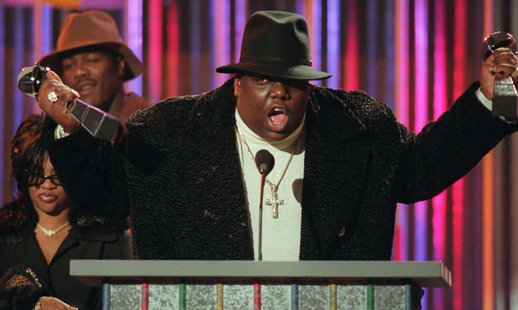 Notorious B.I.G. will be heard again in a duet.